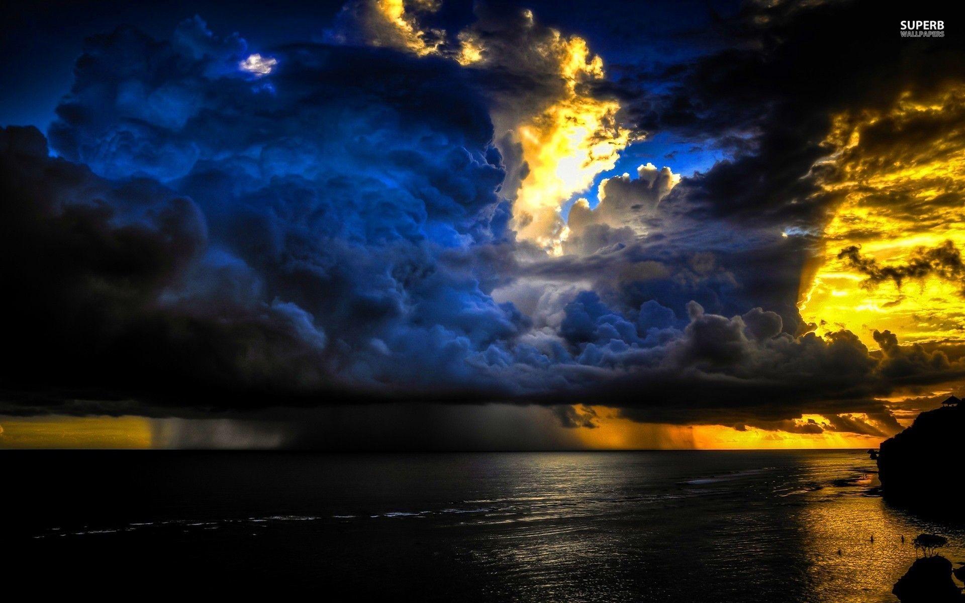 Lightning Storm At Sunset HD Desktop Background wallpaper free | Nature:  Natural Forces | Pinterest | Hd desktop, Lightning and Desktop backgrounds