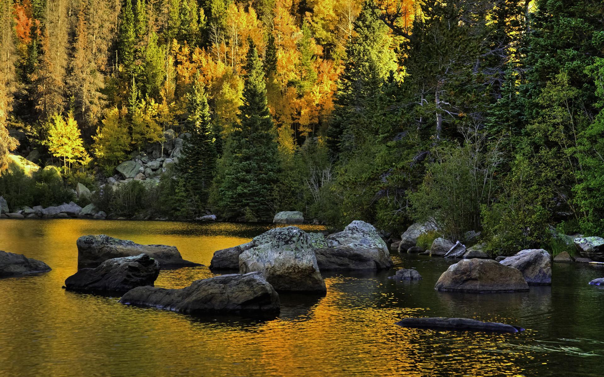 Rocky Mountain National Park by Bob Pool – Desktop Wallpaper