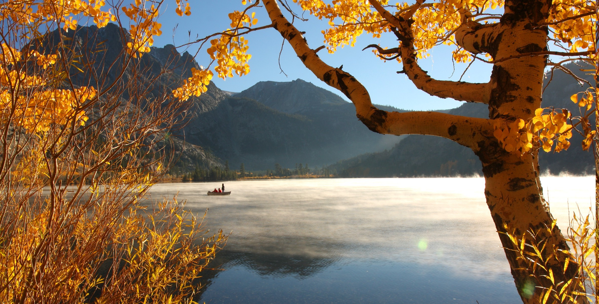fall, Lake, Mountain, Nature, Forest, Trees, Landscape Wallpapers HD /  Desktop and Mobile Backgrounds
