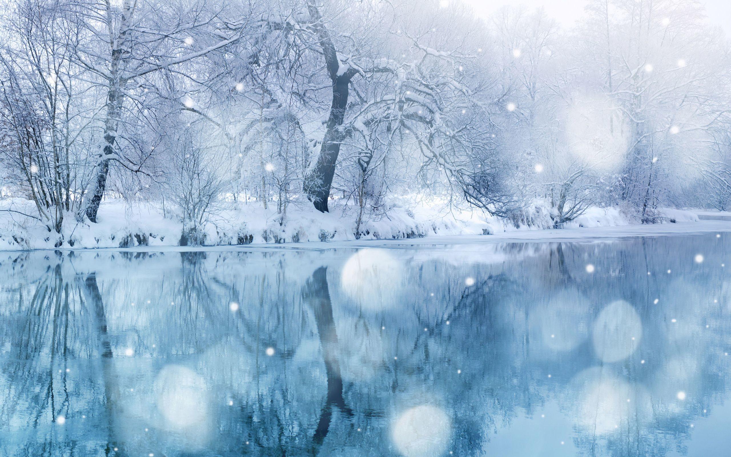 Winter Wonderland Backgrounds – Wallpaper Zone