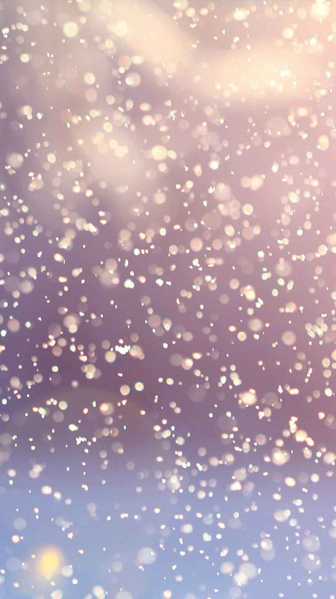 Bokeh Snow Flare Water Splash Pattern iPhone 6 wallpaper More