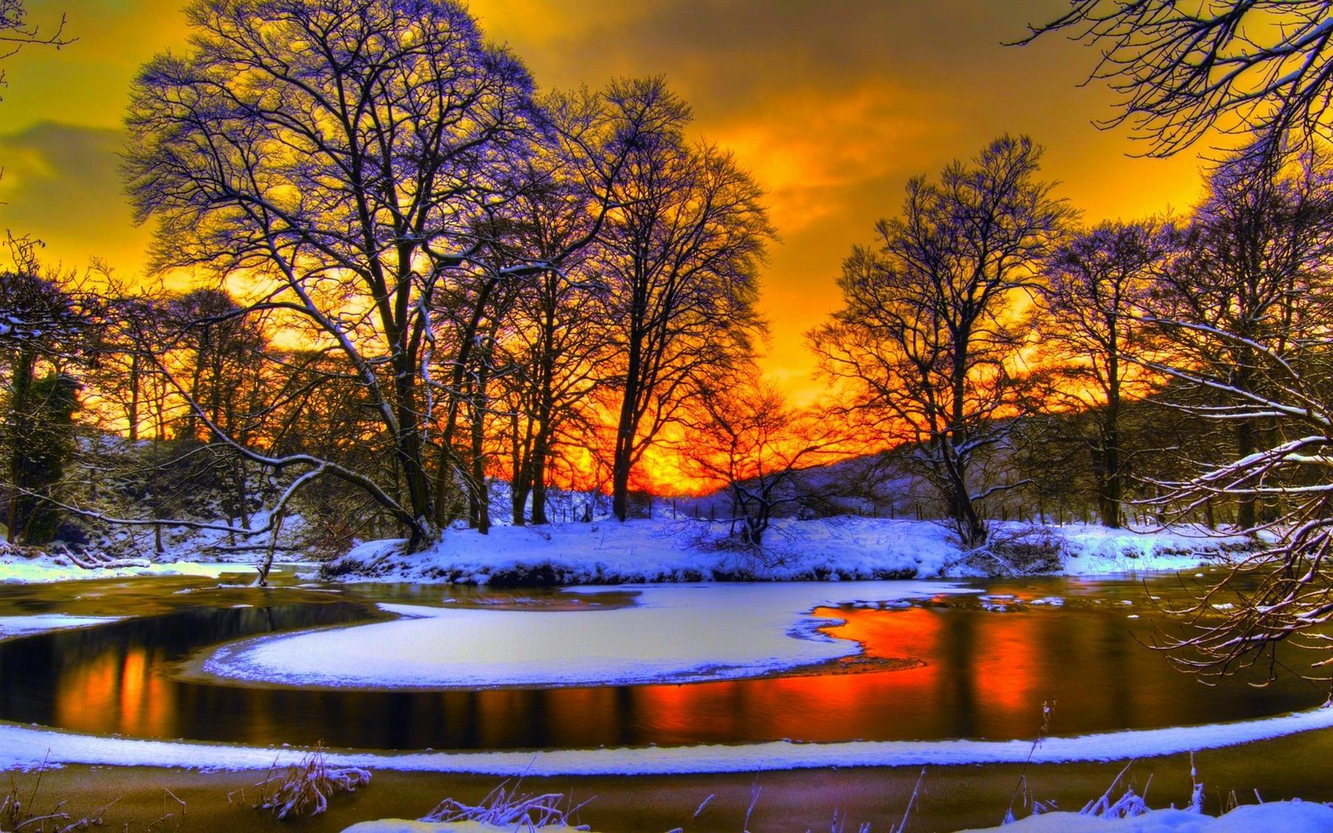 Winter-Sunset-Desktop-Wallpaper