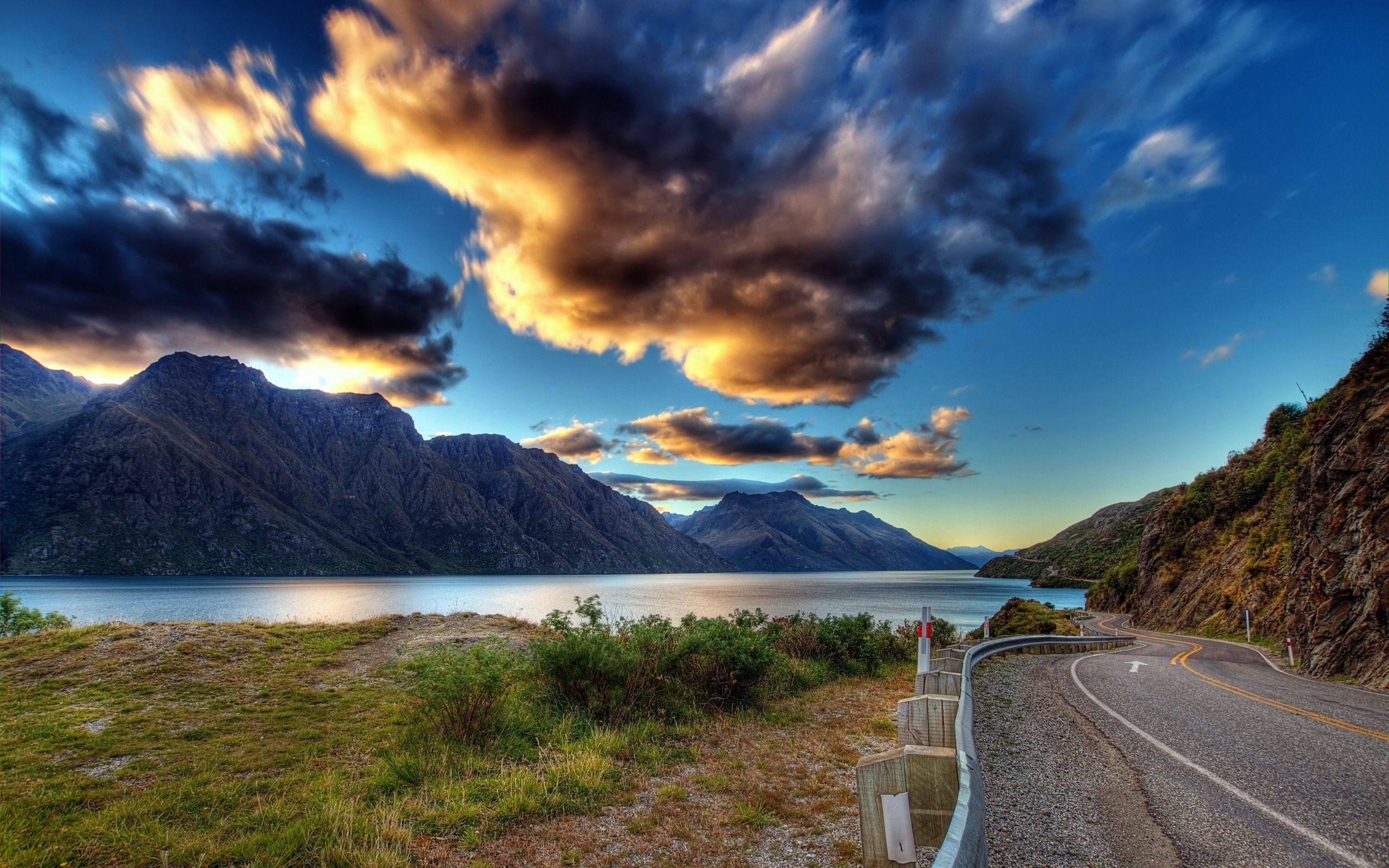 Beautiful Morning Landscape Wallpaper HD Download Desktop