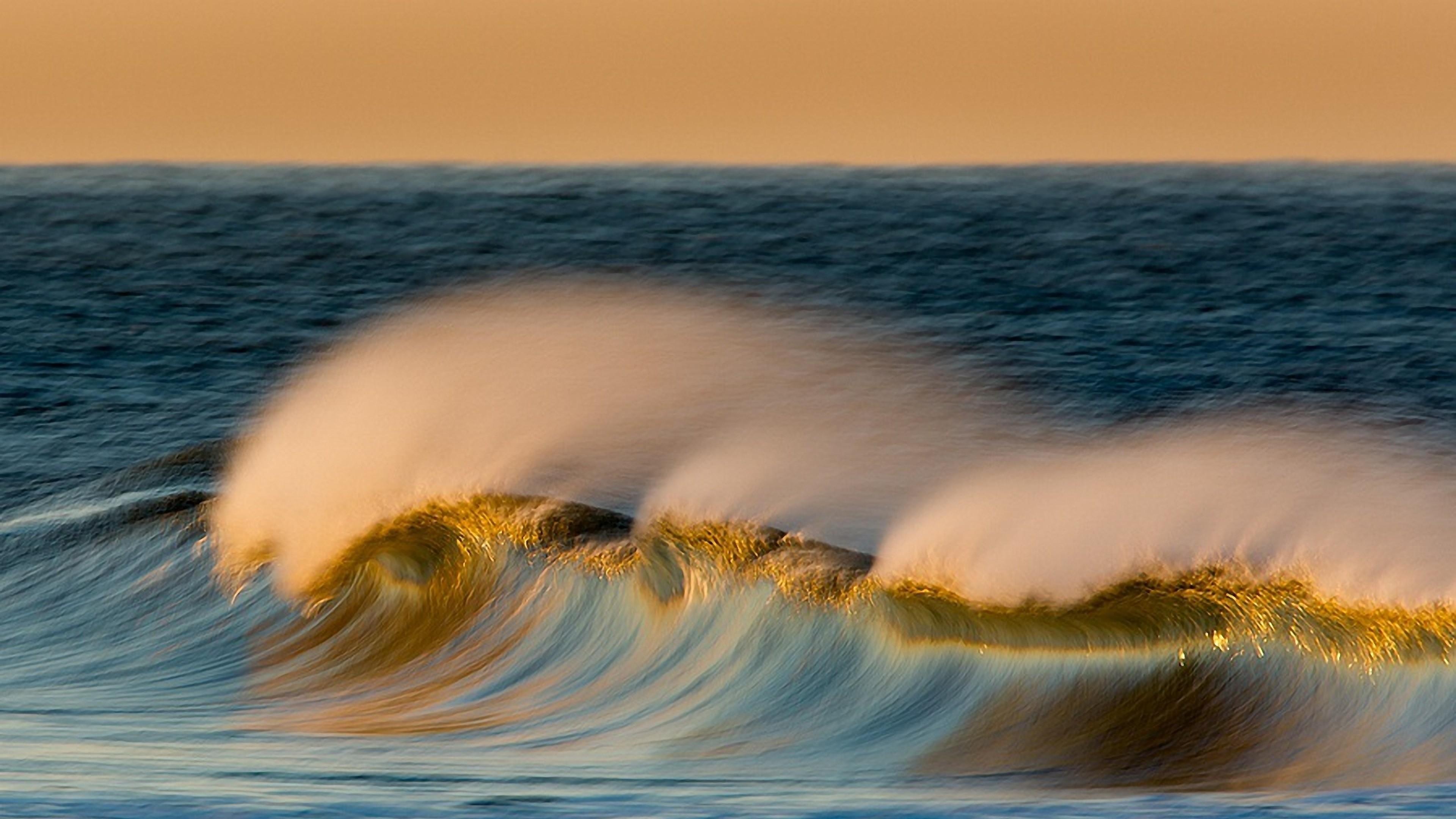 Landscape 4K Ultra HD Wallpaper | Wallpaper landscape, wave, ocean,  sea,
