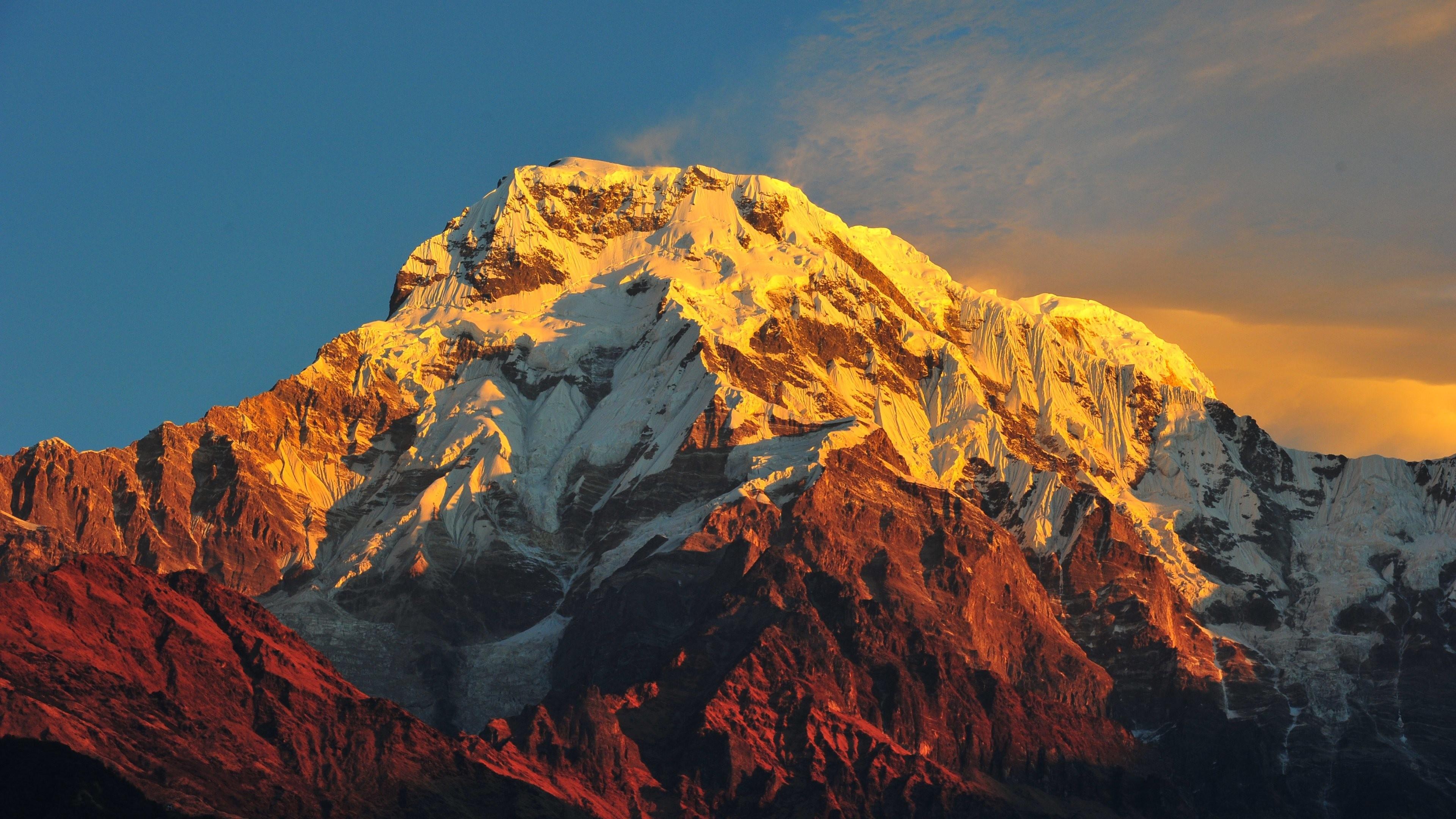 Dhaulagiri Mountain HD Wallpapers. 4K Wallpapers