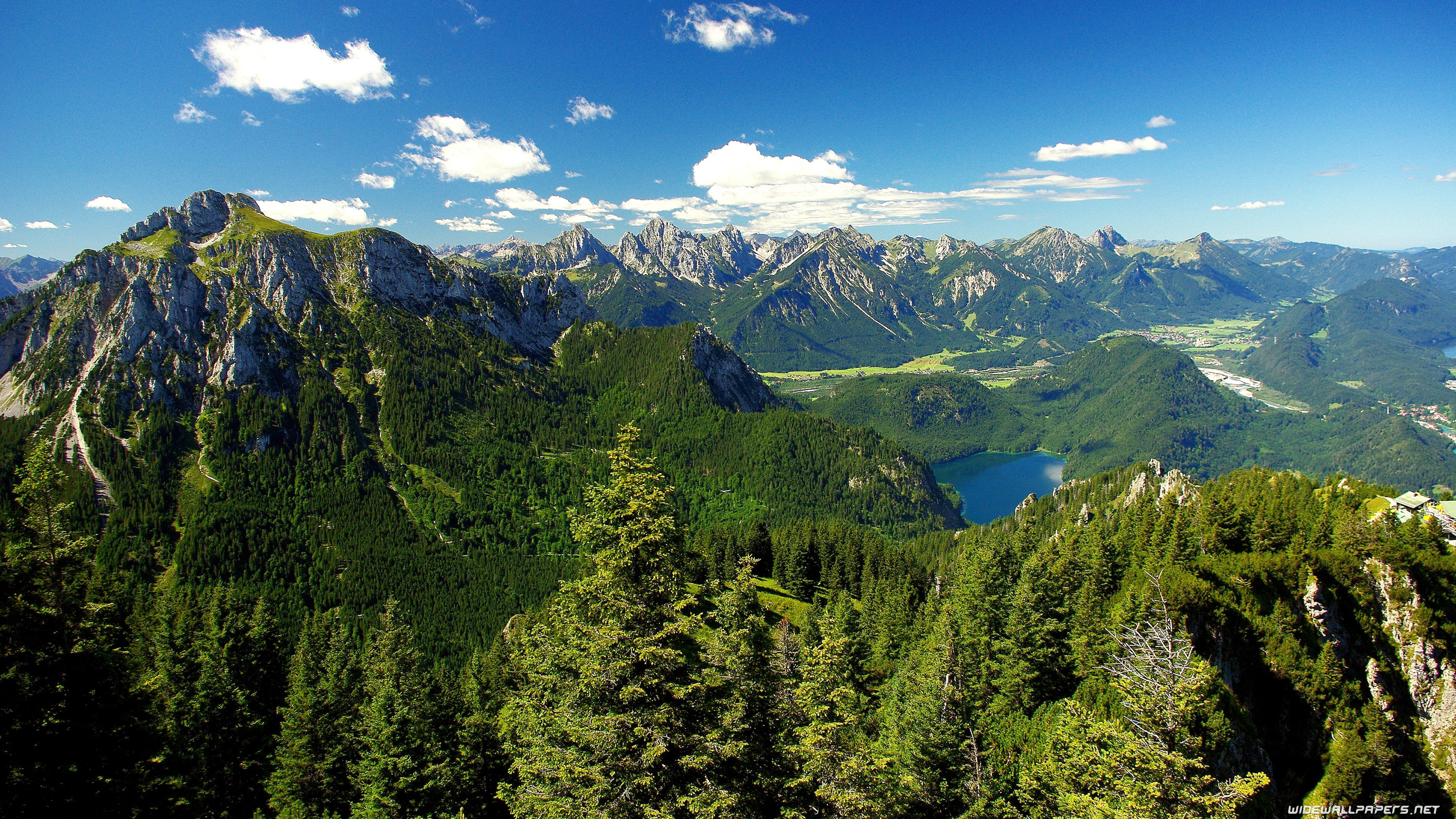 Mountains wallpapers 4K …