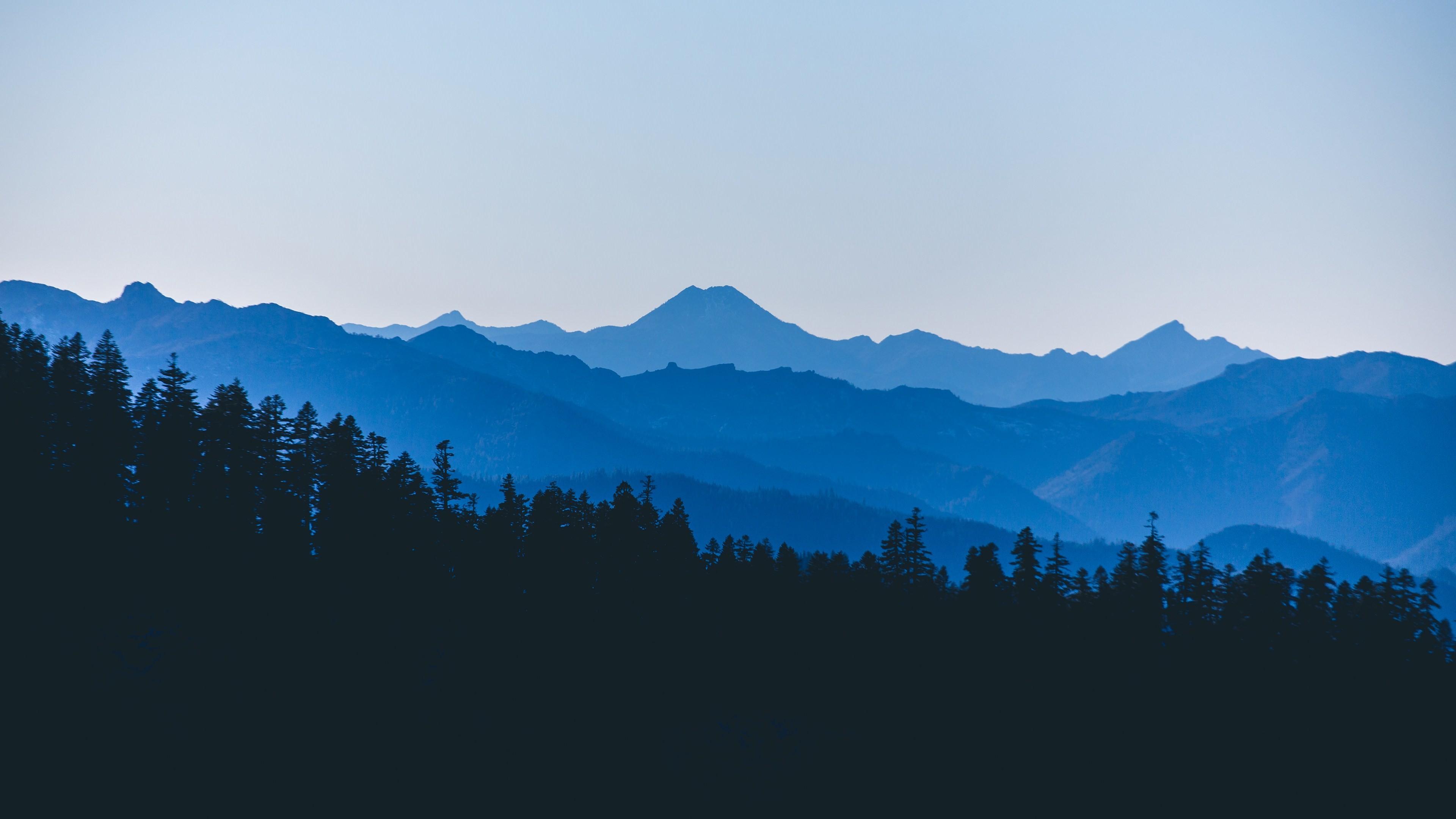 Nature mountain forest landscape fog lake ultrahd 4k wallpaper wallpaper      231332   WallpaperUP
