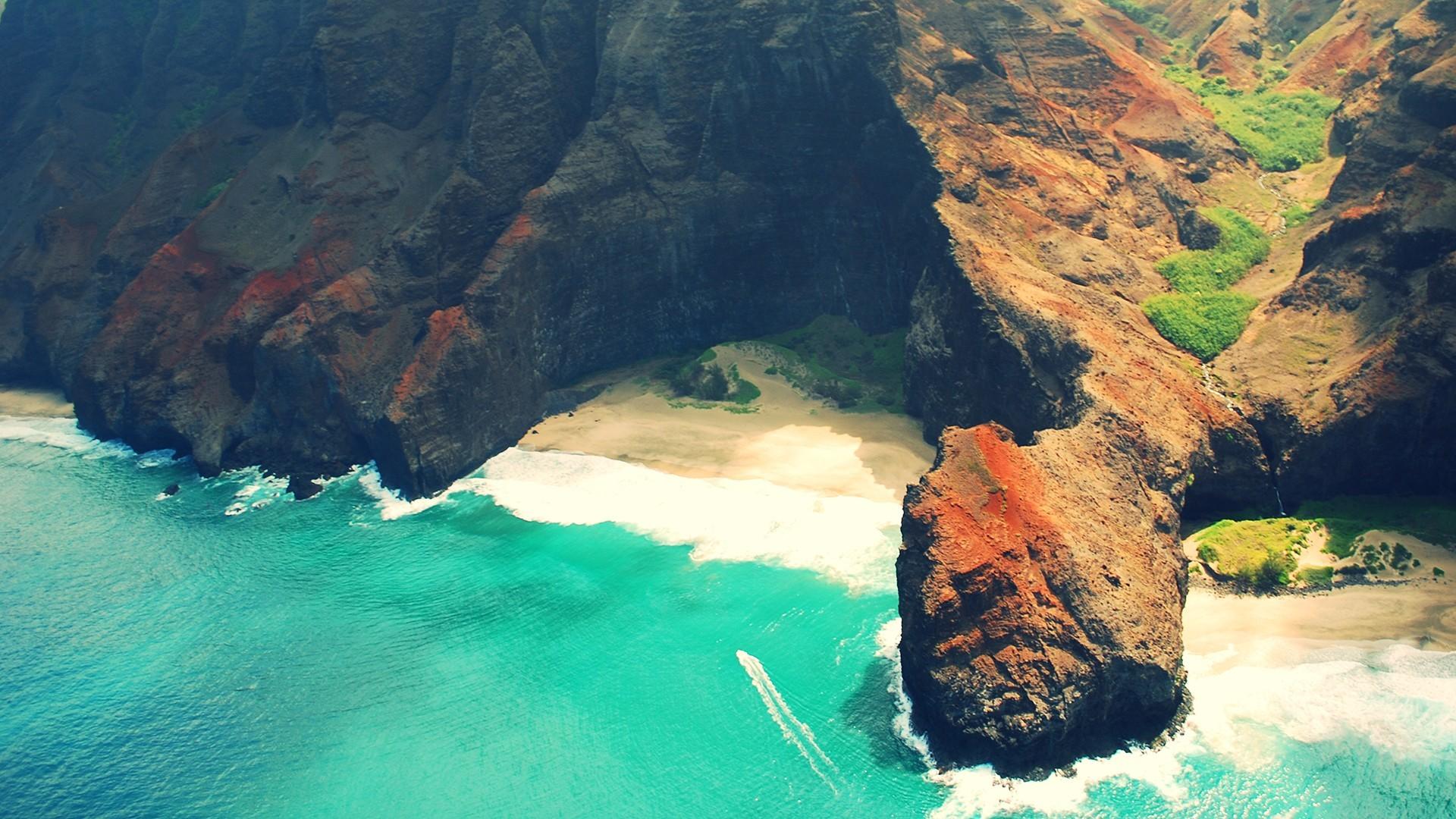 Summer in Hawaii, Kauai HD Wallpaper. « »