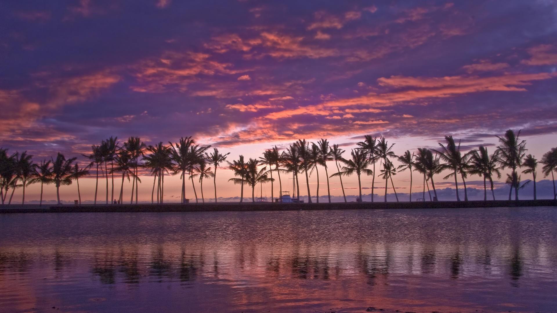 Wallpaper Hawaii Hd