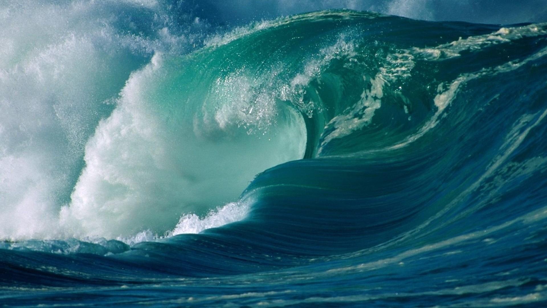 Wallpaper wave, elements, stream, ocean, hawaii