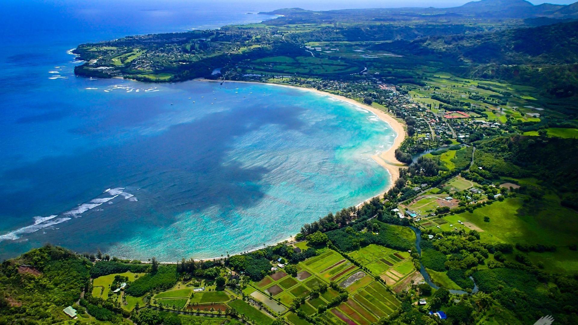 Kauai in Hawaii [1920×1080]