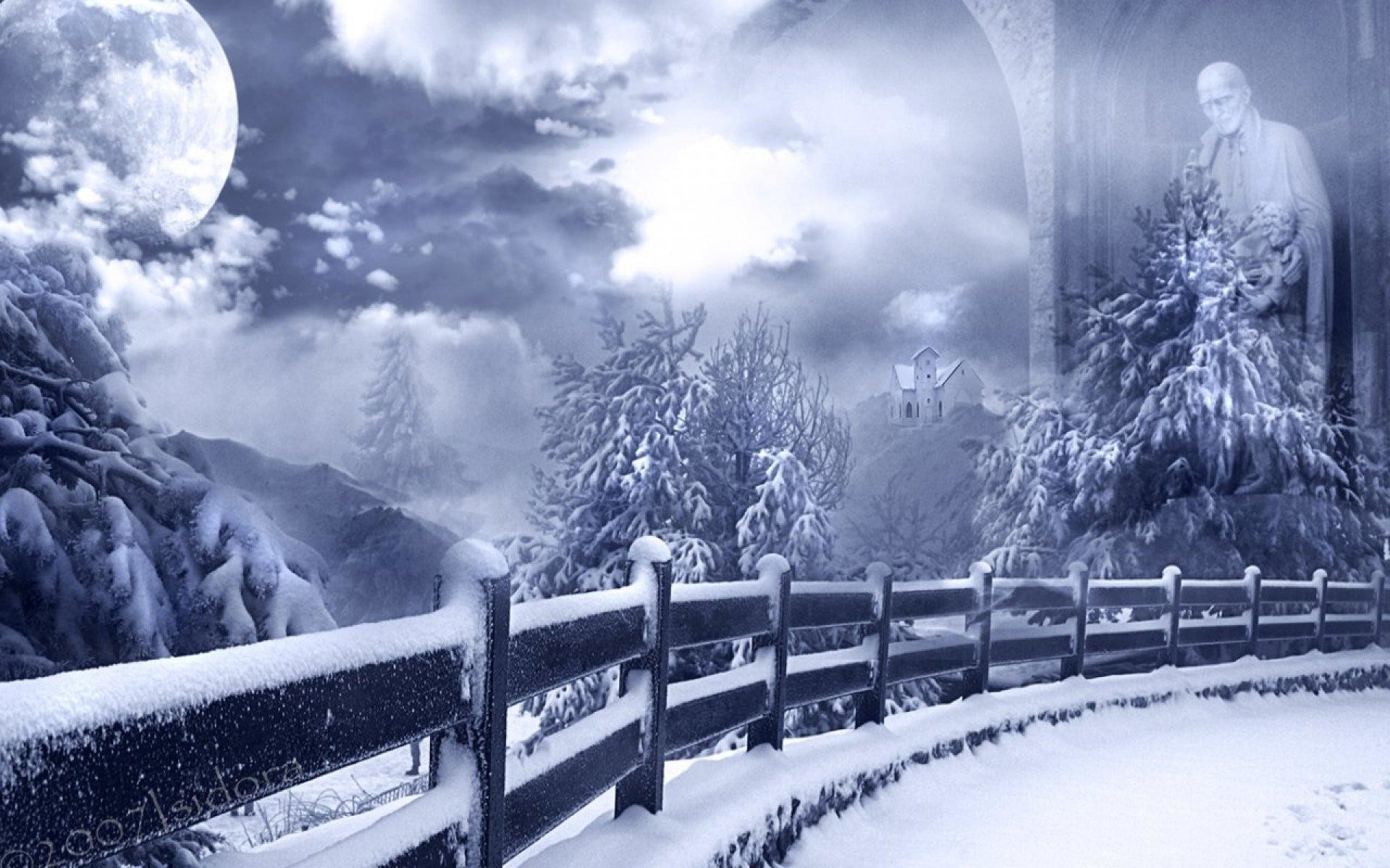 Winter Nature Wallpapers Hd Background Wallpaper 24 HD Wallpapers .