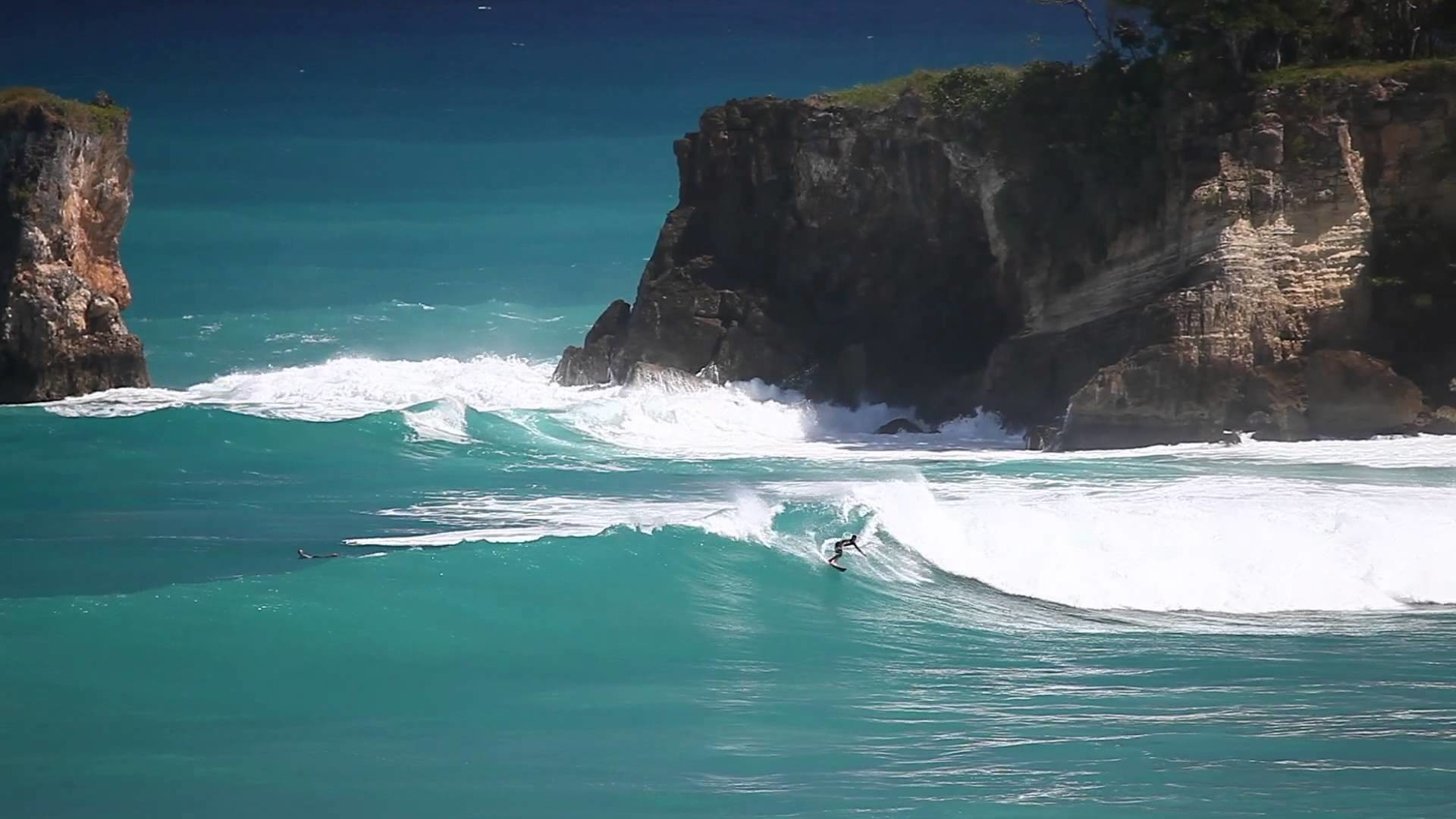 Surfing in big day, Dominican Republic [Surfholidays, серфинг] – YouTube