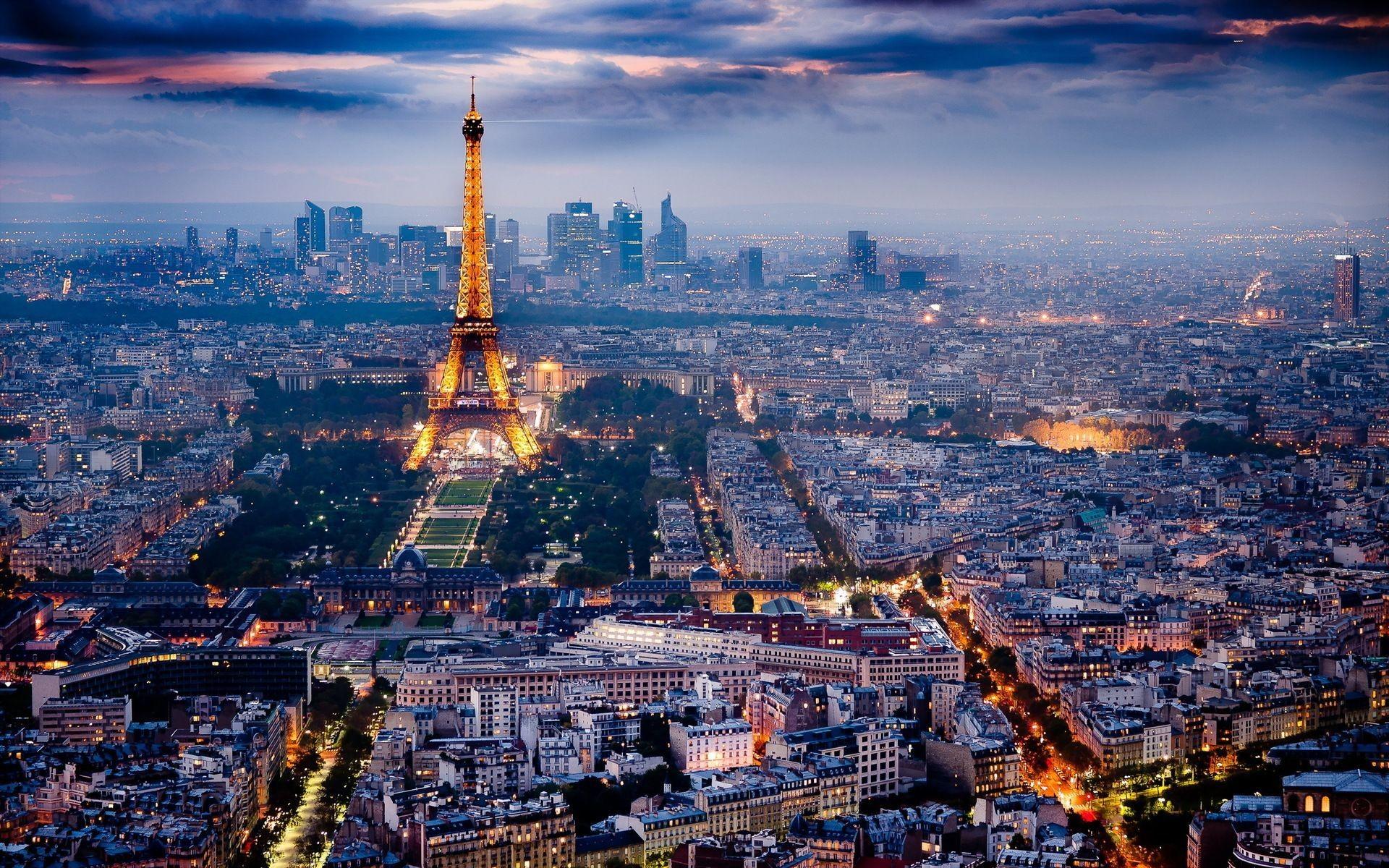 Paris Wallpaper – Desktop Wallpaper – Social Wallpapering