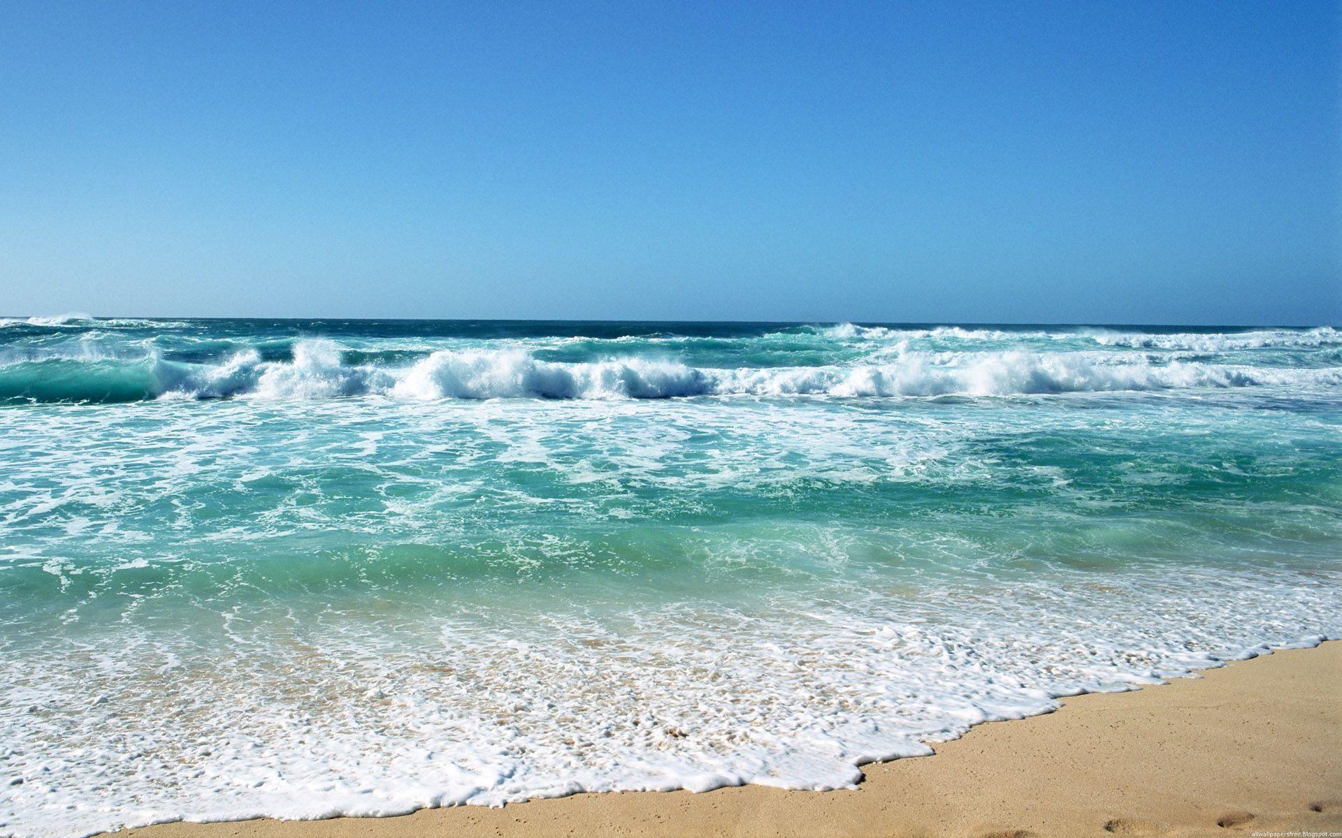 Ocean Sounds Nature Iphone Ipad Hd Wallpaper