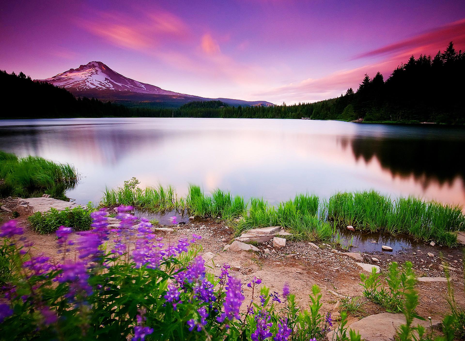 Free Mountain Scene Wallpapers | Tags: Mountain Lake Scene  wallpaperwallpaper .