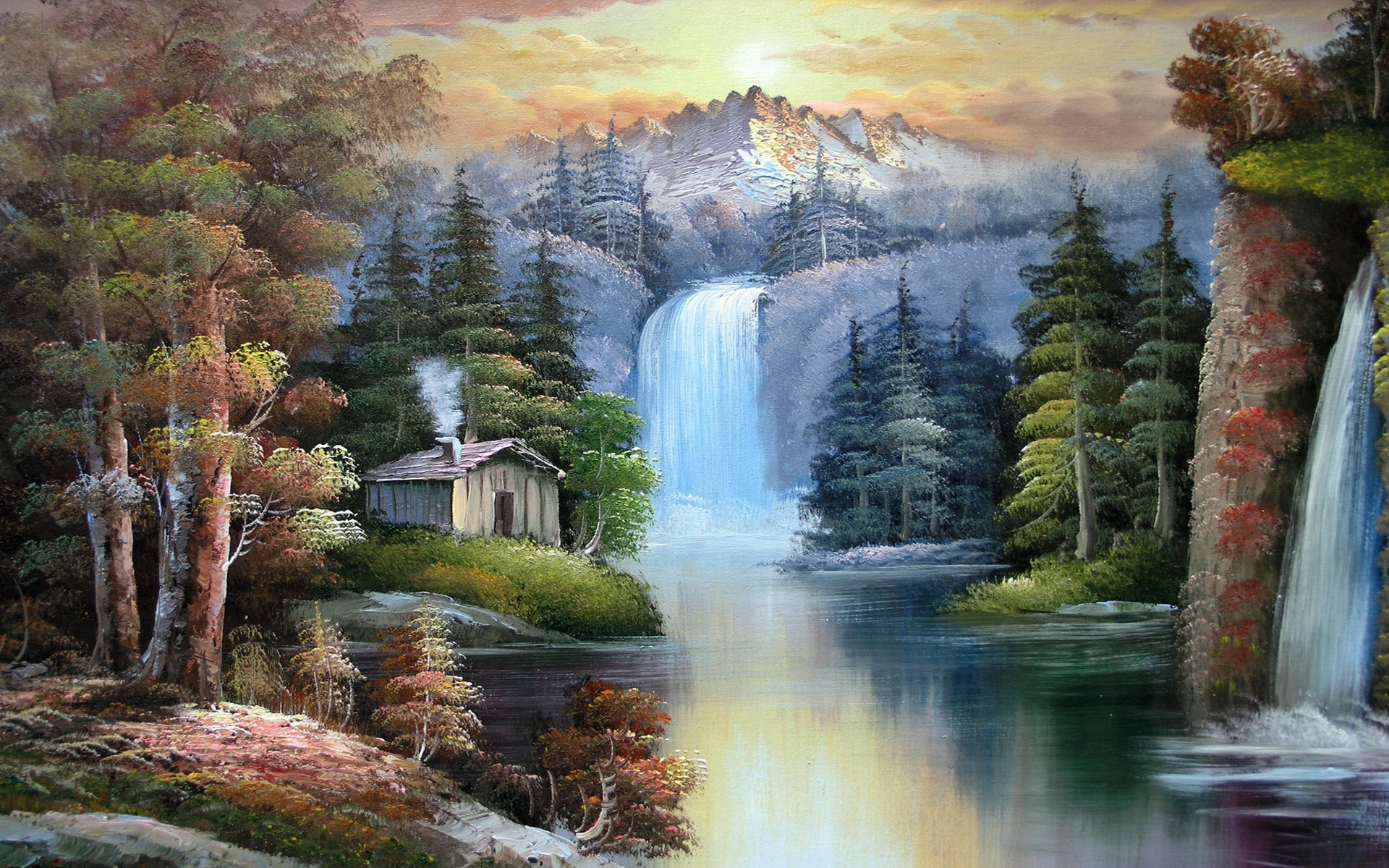 Nature Painting 256213