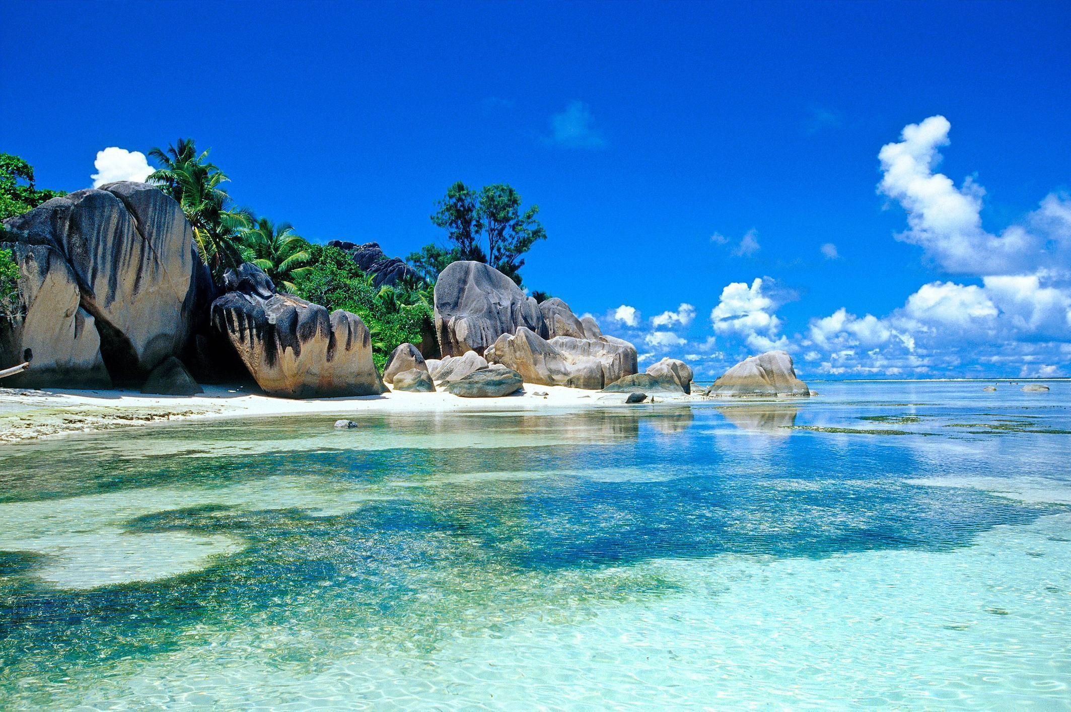 Beautiful Ocean Desktop Wallpaper Images & Pictures – Becuo