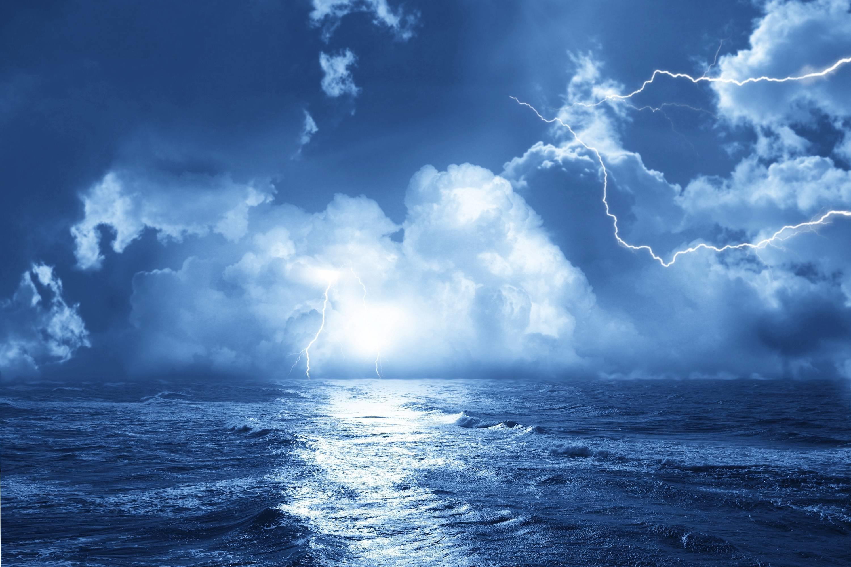 Ocean Storm Desktop Backgrounds, wallpaper, Ocean Storm Desktop .