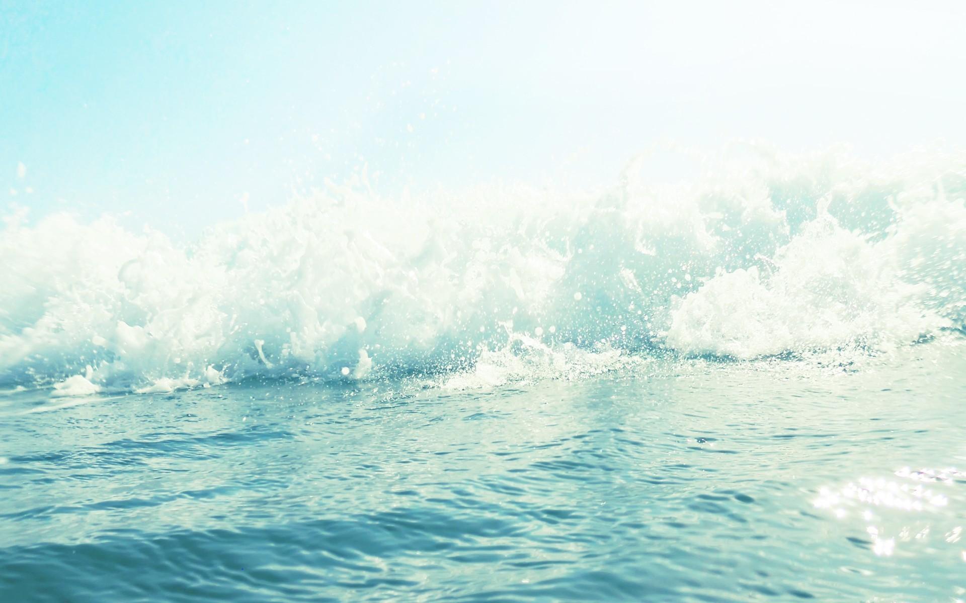 ocean desktop background. Â«Â«