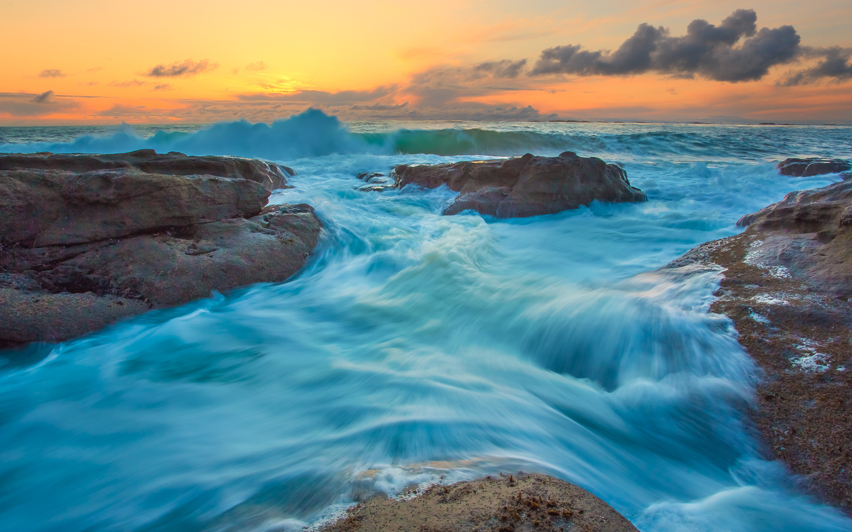 desktop backgrounds ocean eaves. Â«Â«
