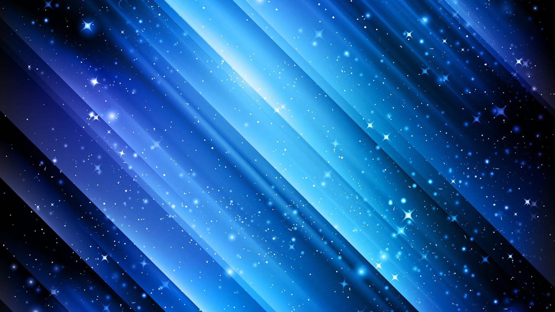 abstract blue winter snow stars vectors lines graphics wallpaper .