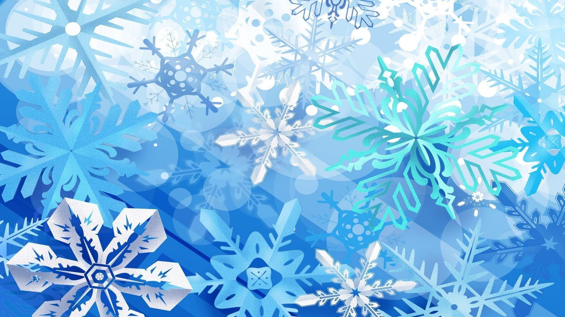 Snow Background 17154