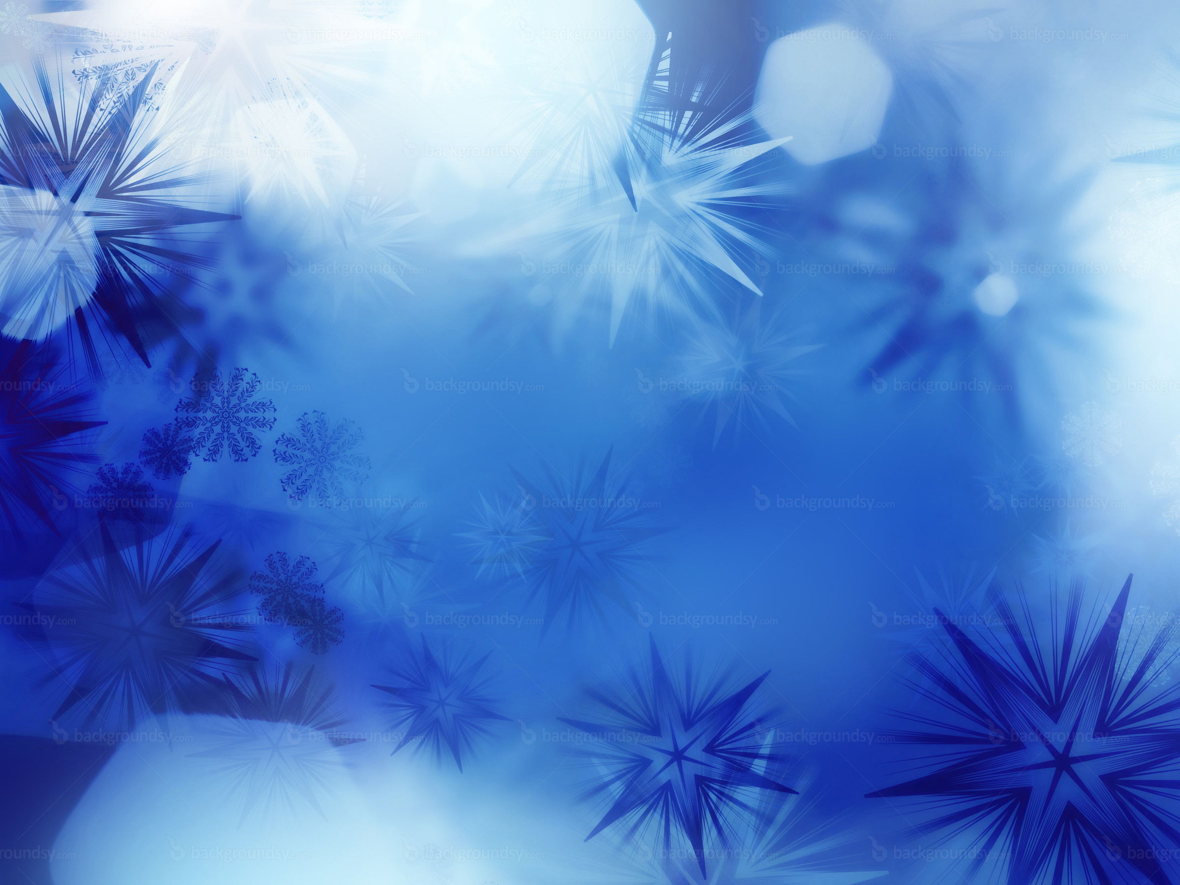 Winter snow background | Backgroundsy.com