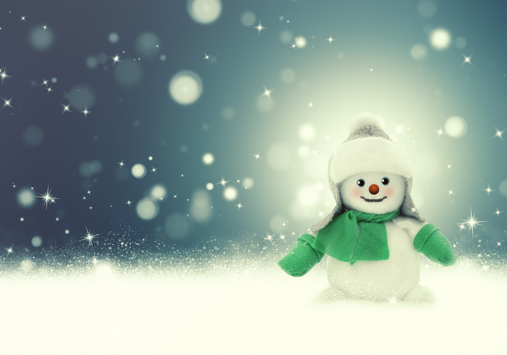 Christmas Background …