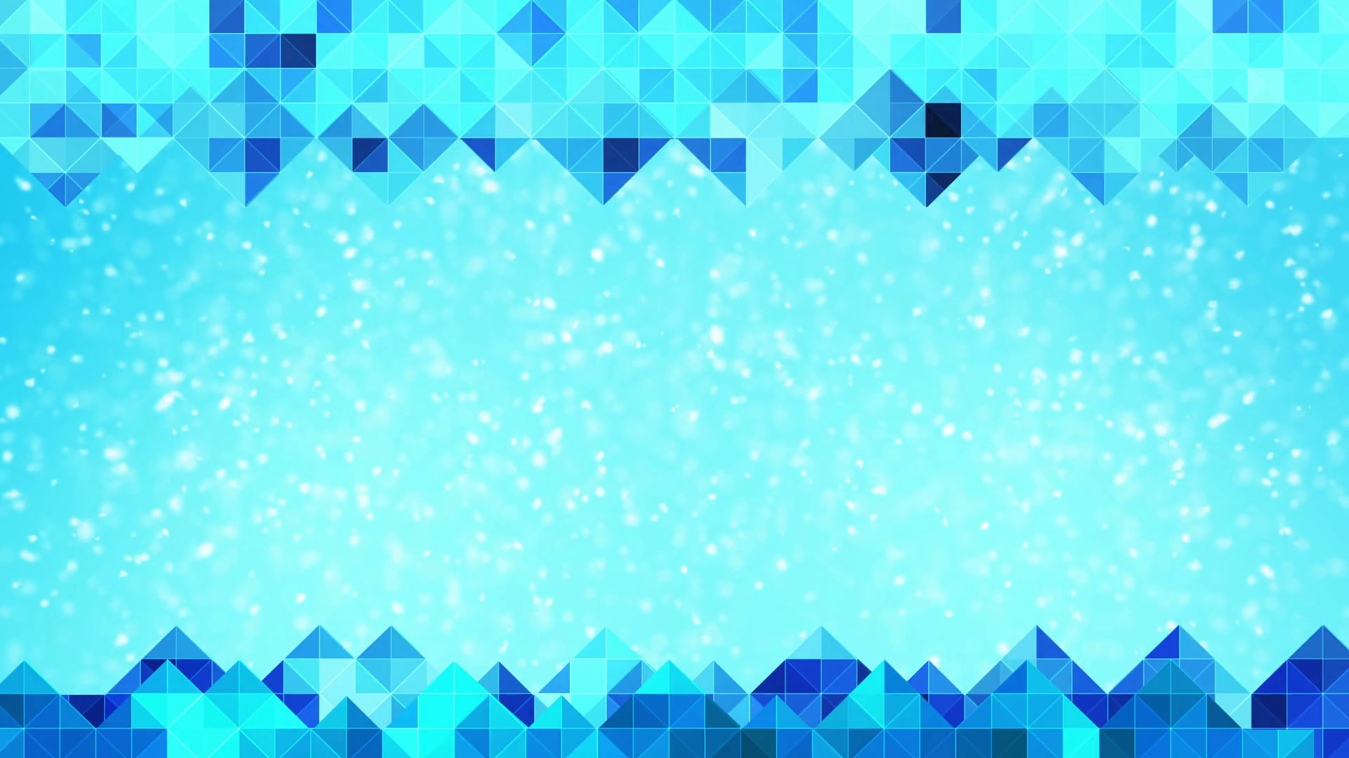 Triangle polygon and snow background/Pattern blue triangle polygon winter  background Stock Video Footage – VideoBlocks