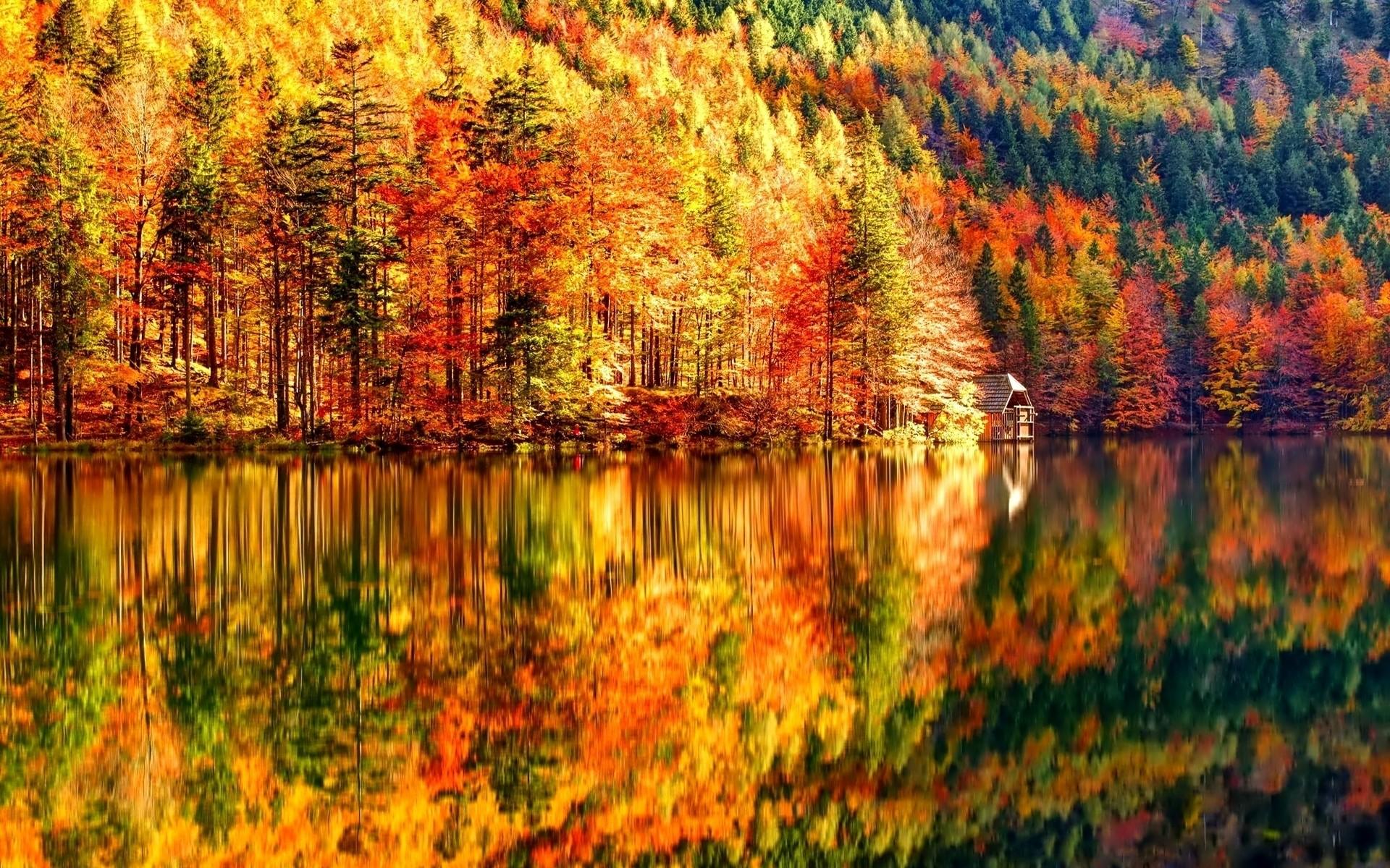 Wallpaper HD Autumn Landscape – HD Wallpaper Expert