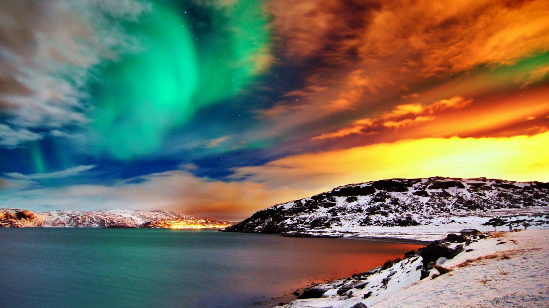 Norwegian Nature Desktop Wallpaper