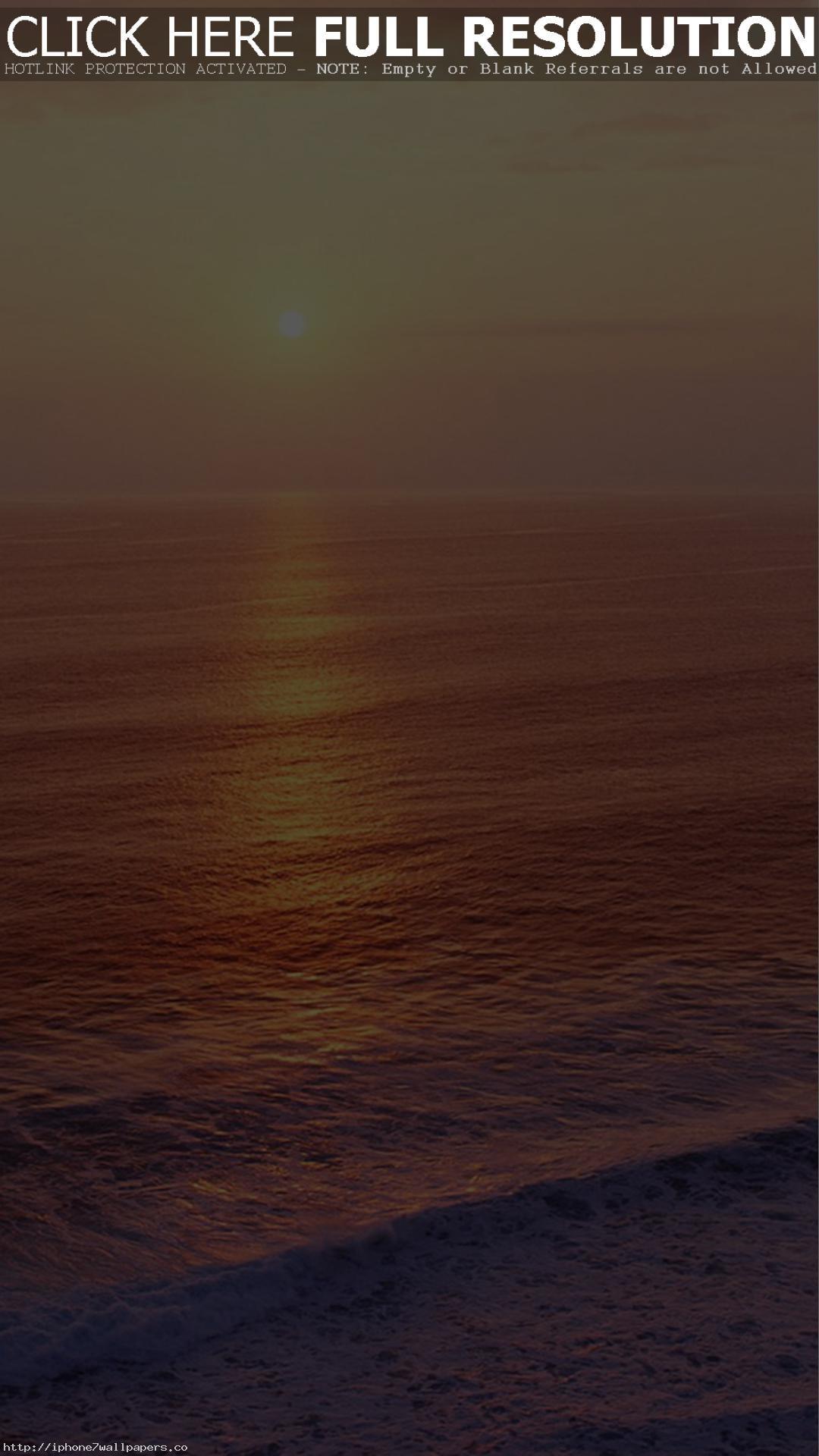 Hd Lock Screen Beach Iphone 6 Wallpaper