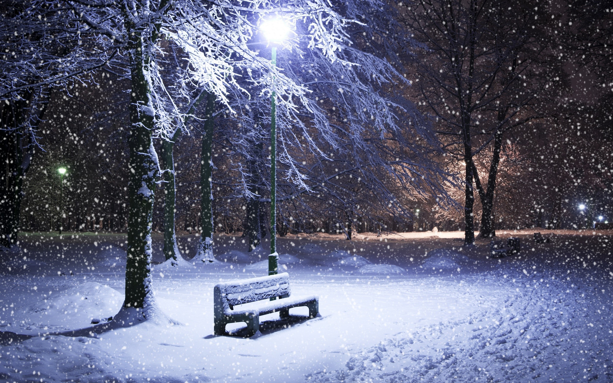 Cool Winter At Nights Wallpaper Beautiful Wallpaper with .