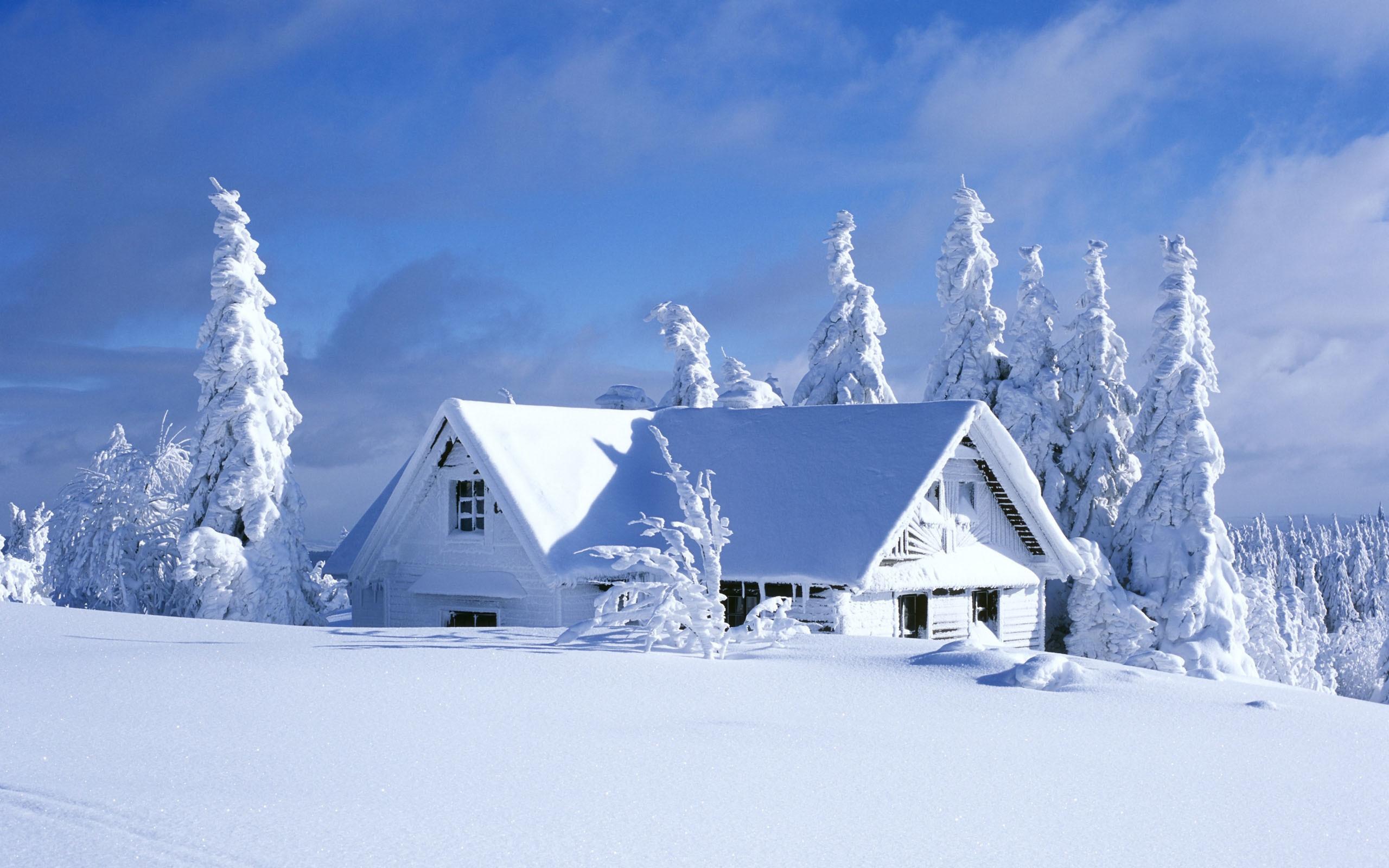 Free Desktop Winter Wallpapers
