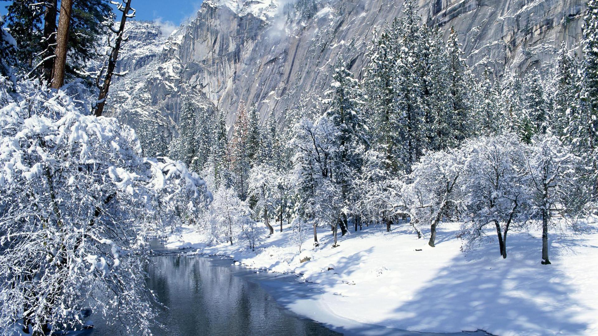 Windows 7 Winter Wallpaper Winter Nature (30 Wallpapers) – HD Wallpapers