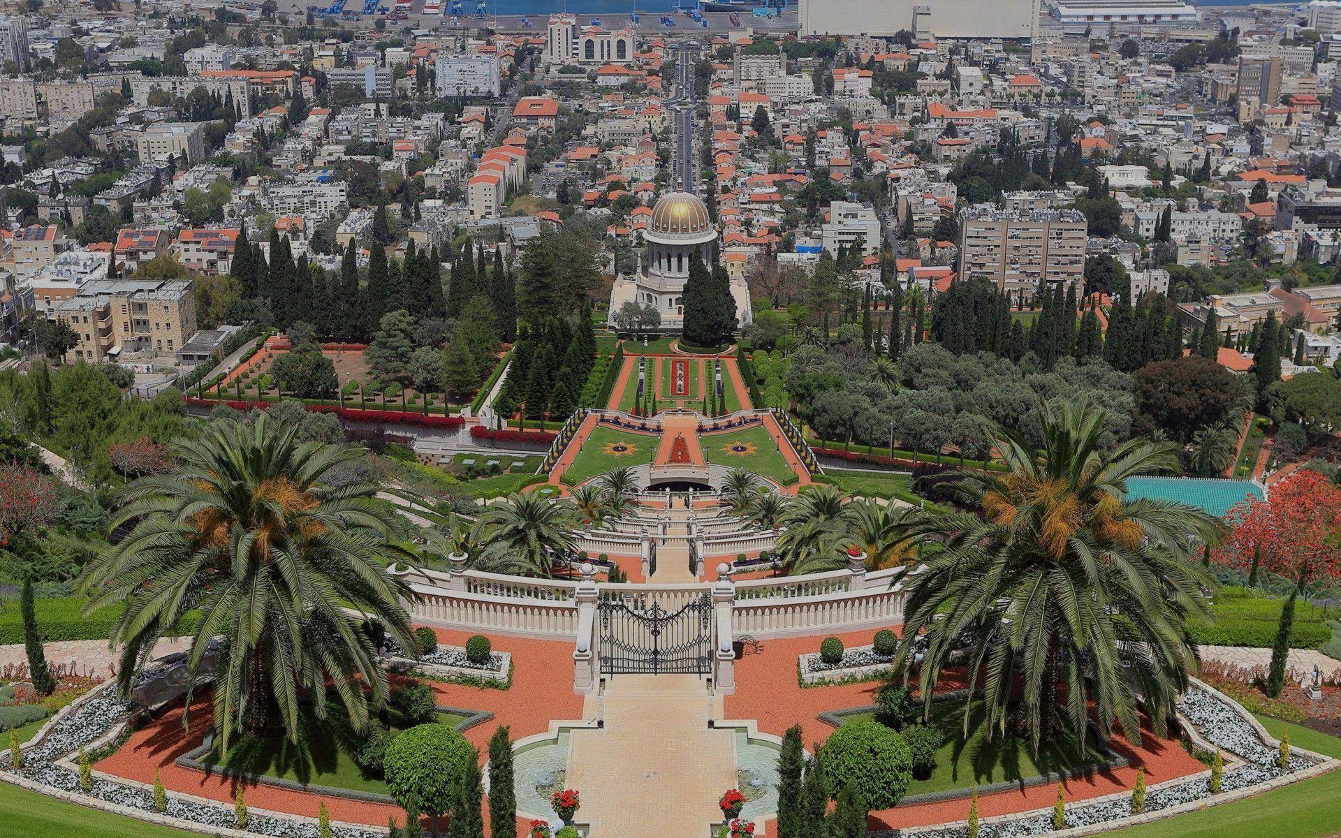 Haifa Israel wallpapers | Haifa Israel stock photos