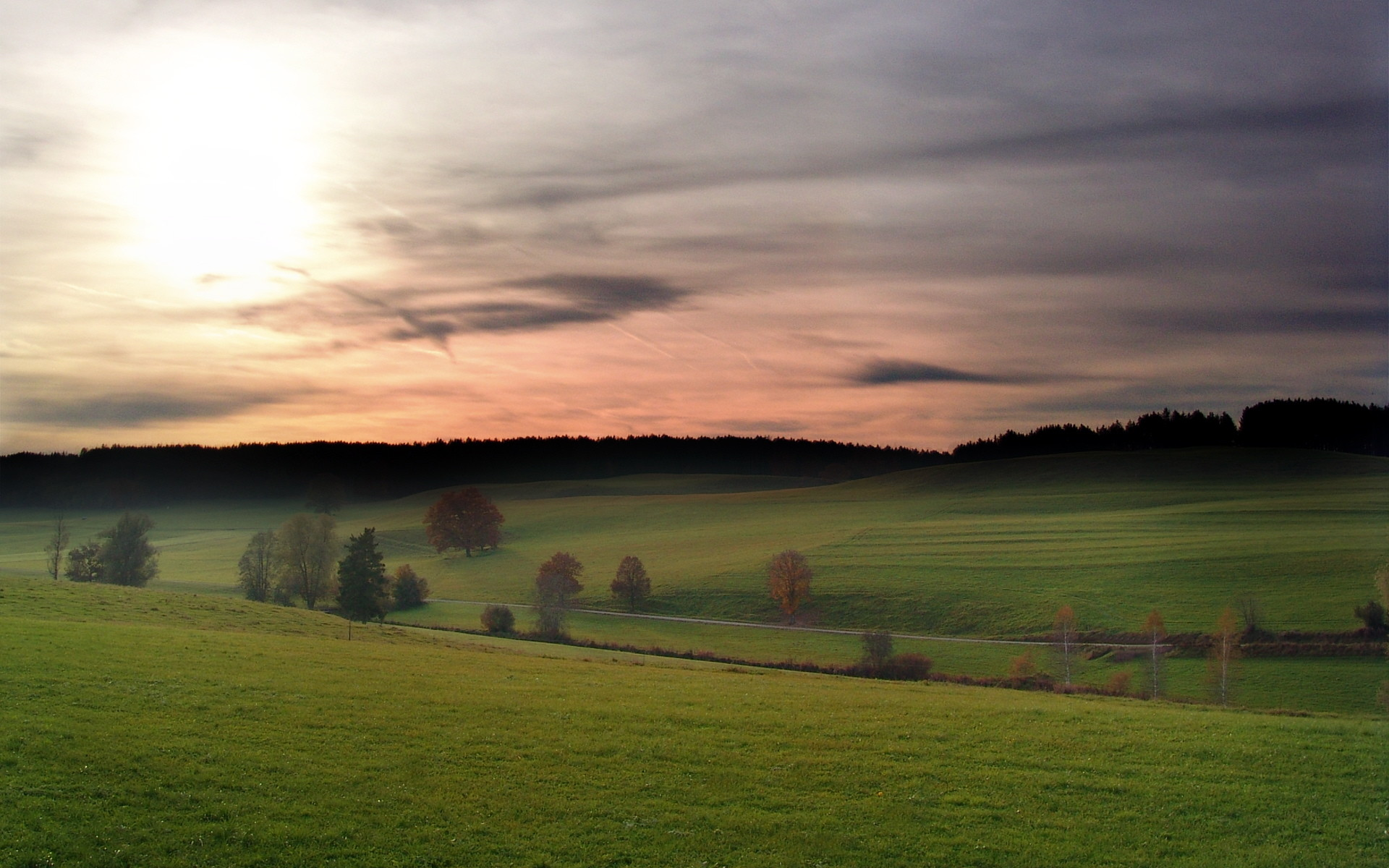 German landscape wallpapers and stock photos