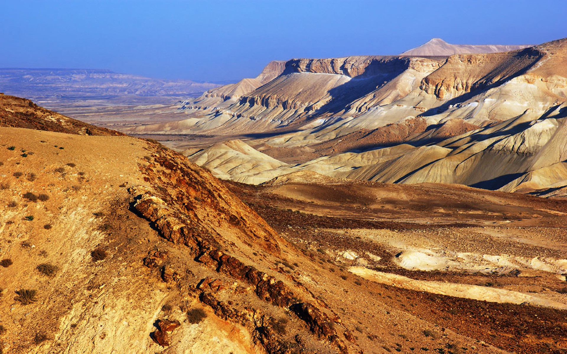 Earth – Desert Wallpaper