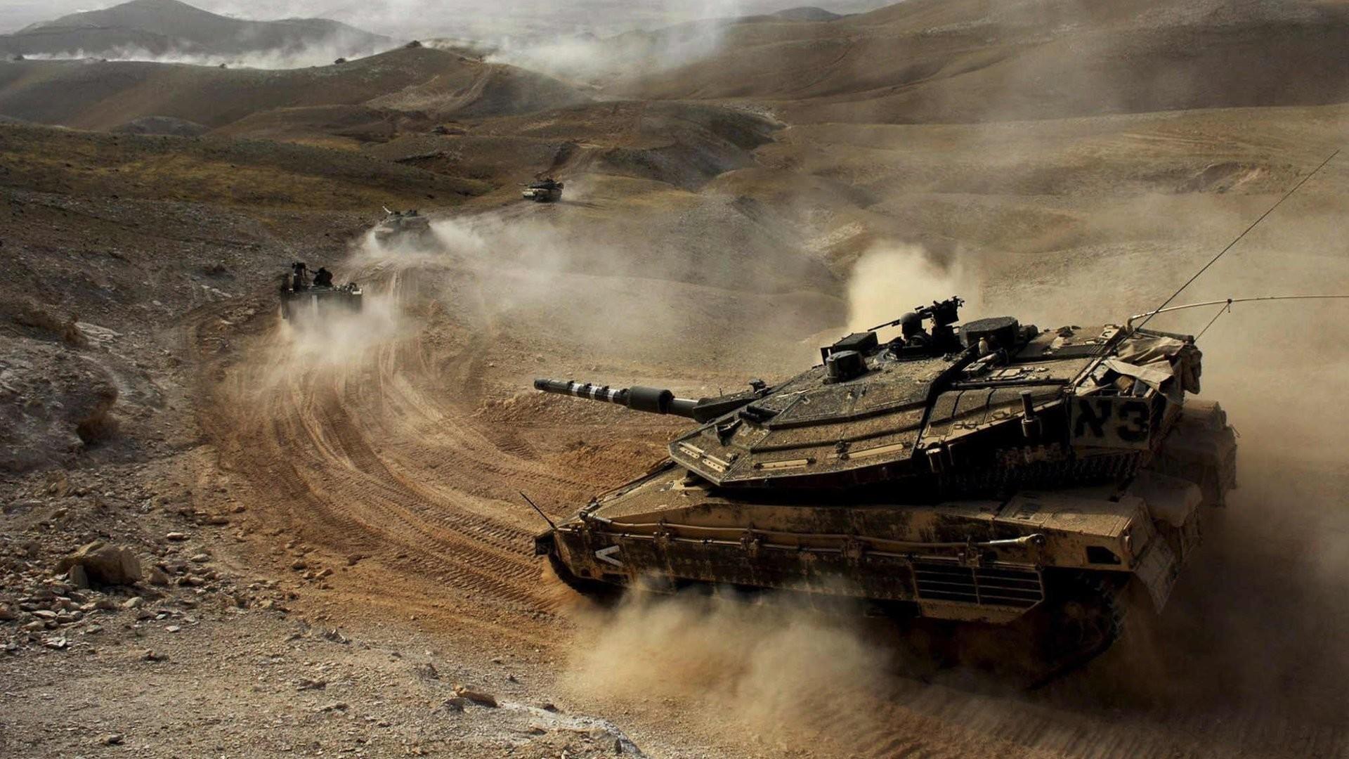 Sand Israel merkava tanks dust roads idf wallpaper | | 339609 |  WallpaperUP