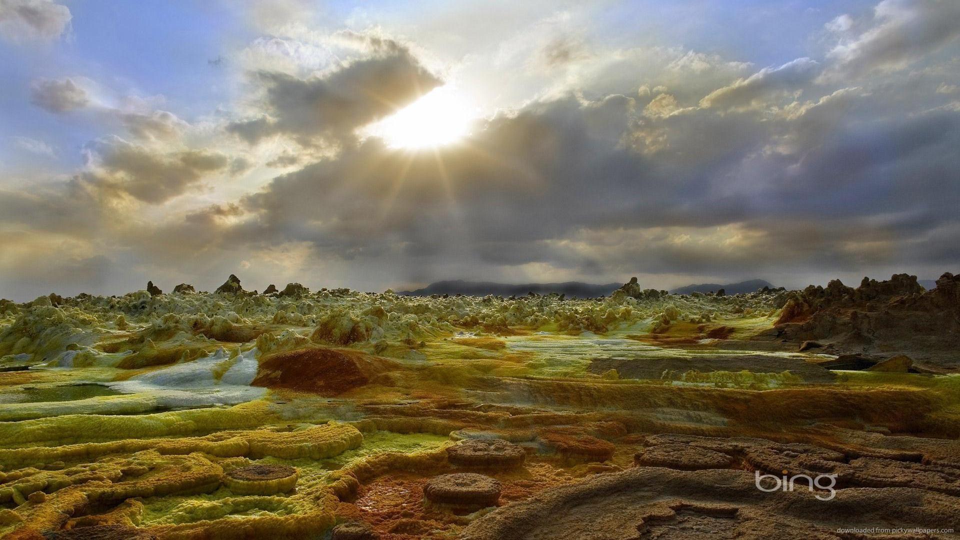 Download Bing Landscape Wallpaper