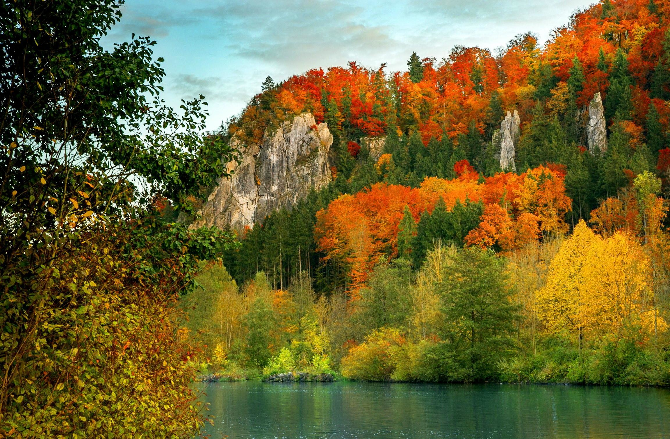 Autumn In Mountains Wallpaper (28 Wallpapers)