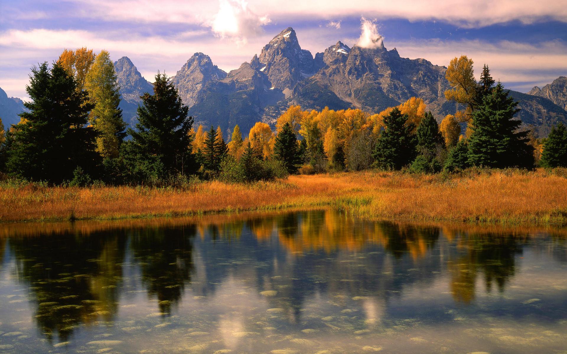 Fall Desktop Wallpaper Mountains | wallpaper, wallpaper hd, background .