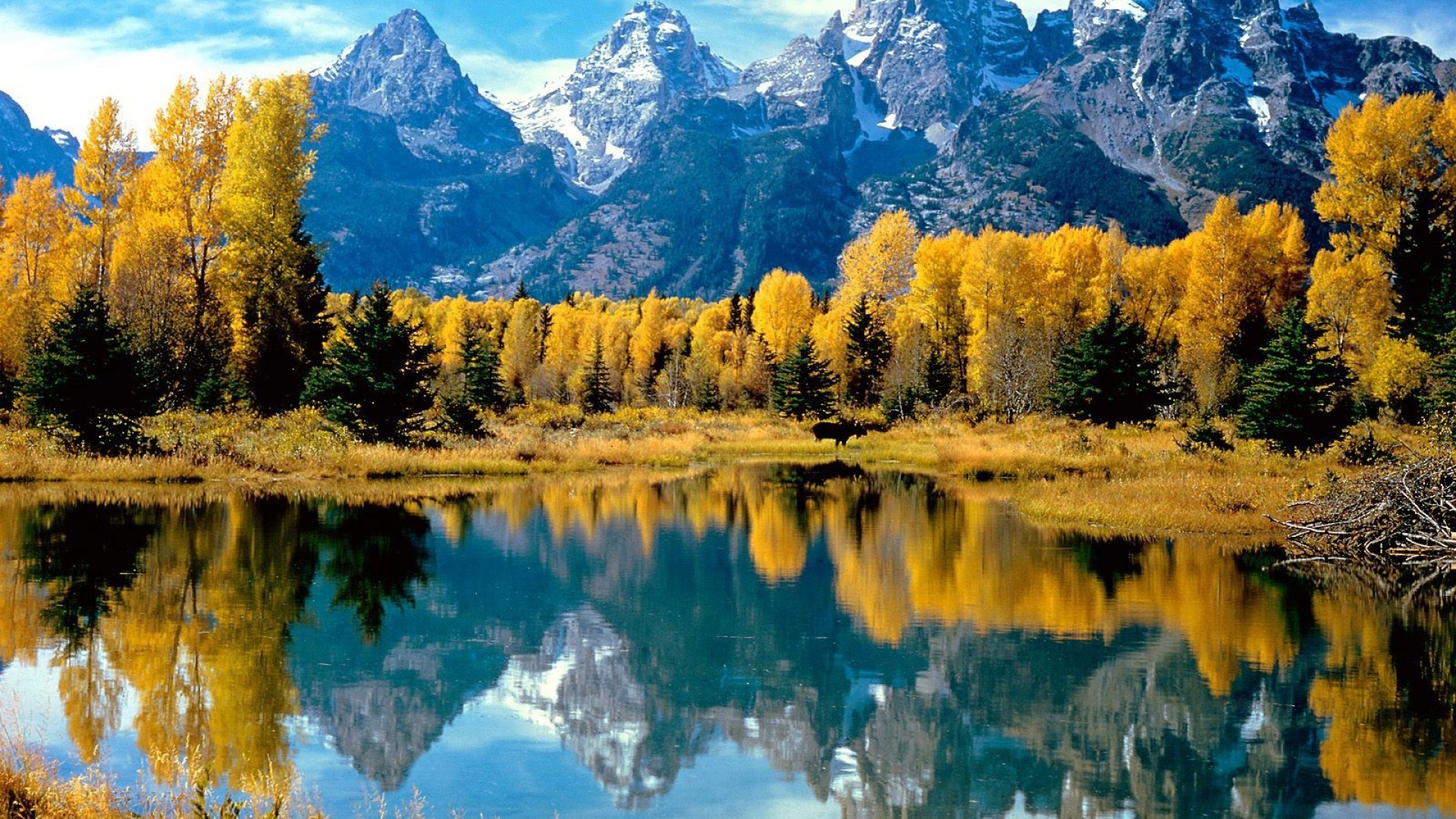 Autumn Mountain Wallpapers 1080p