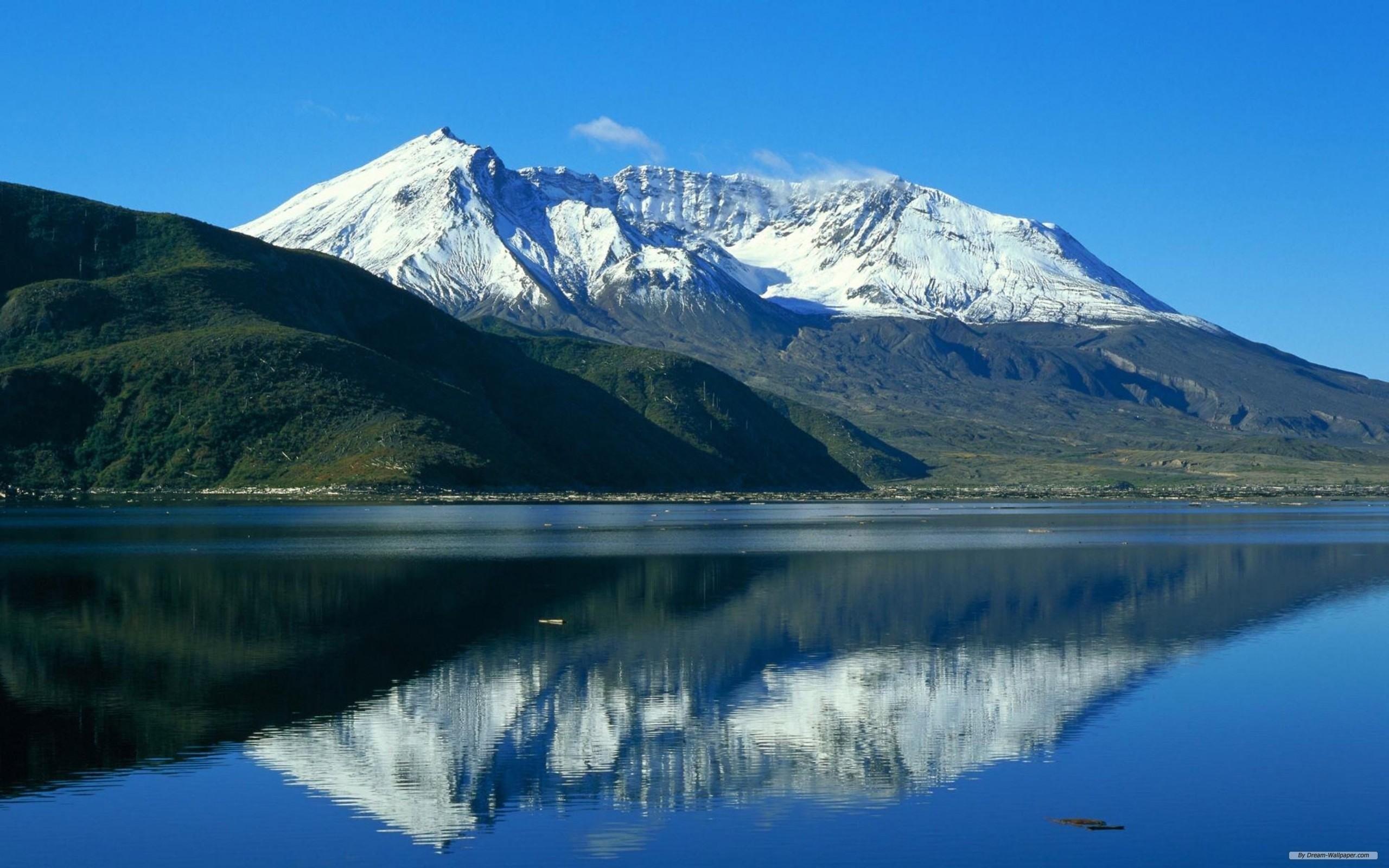 Mountain Beautiful Scenery Desktop Wallpaper – Zibrato