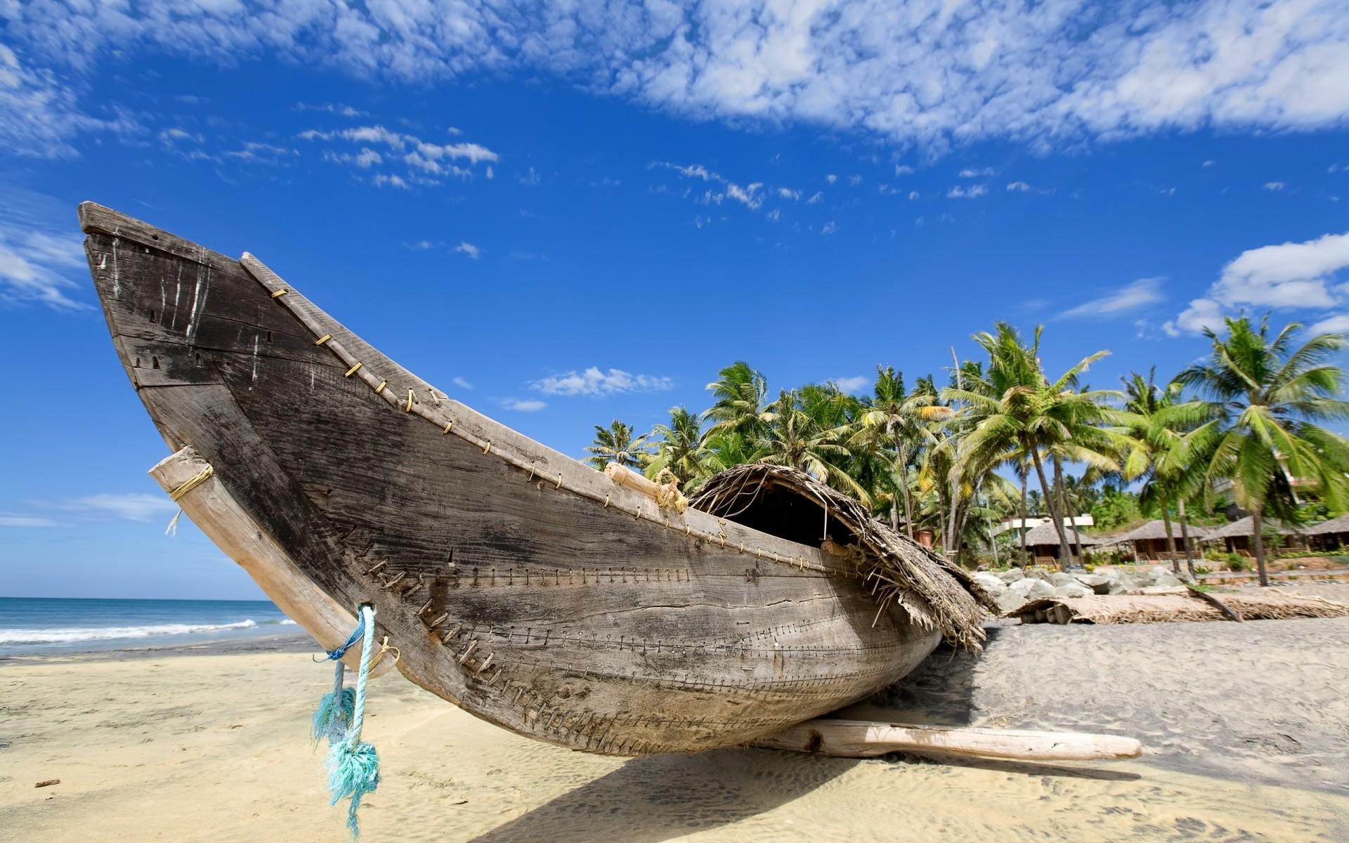 Tropical Beach Background 9