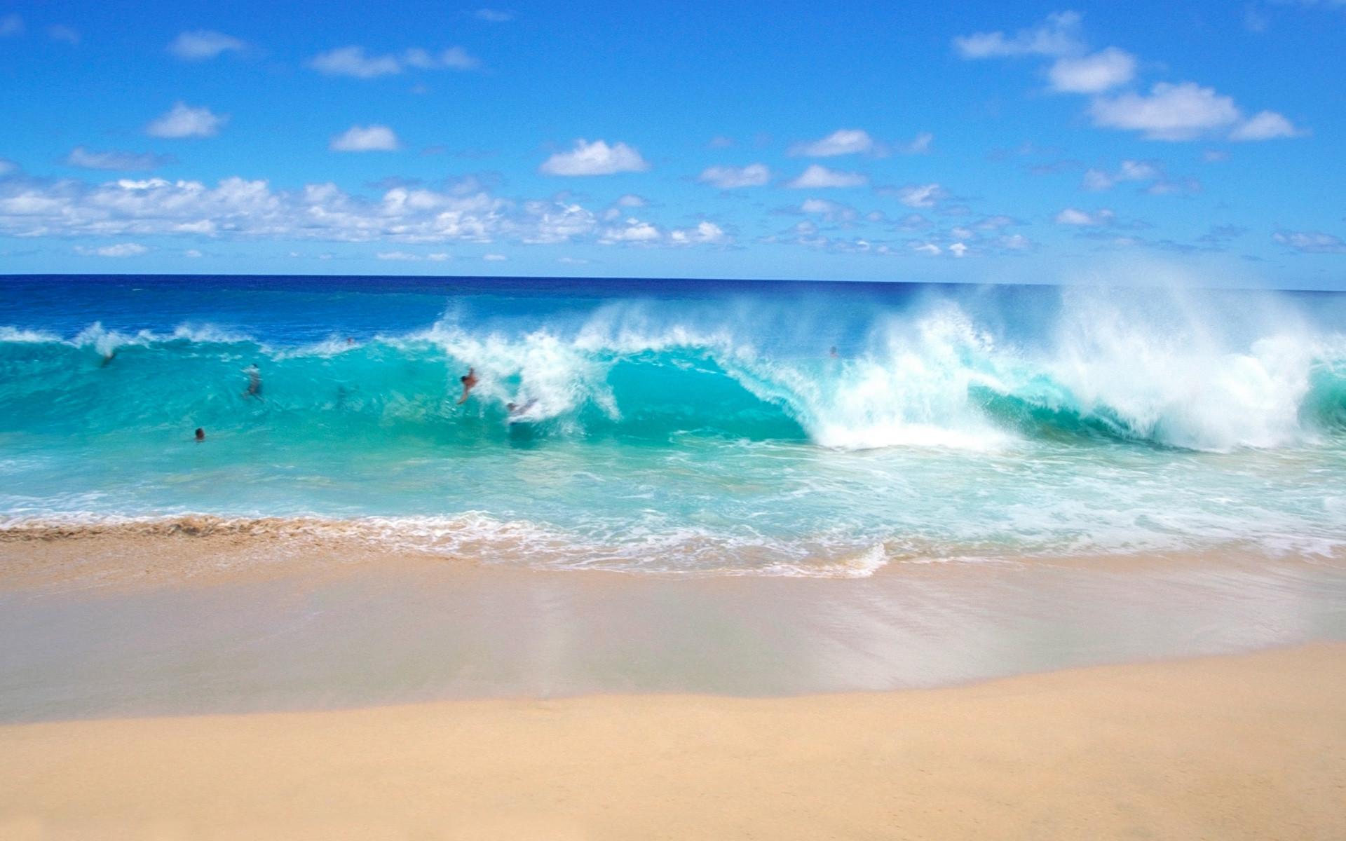 Ocean Beach Backgrounds