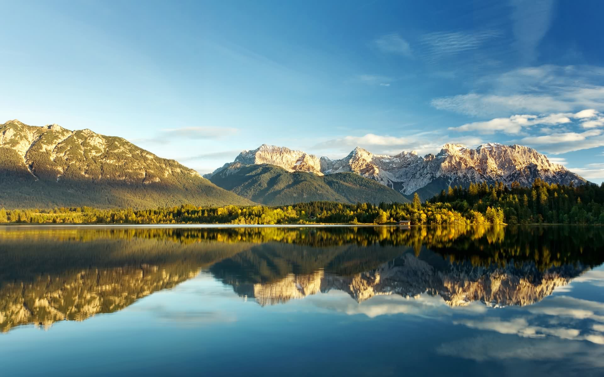 Mountains and water scenic pictures -free pictures