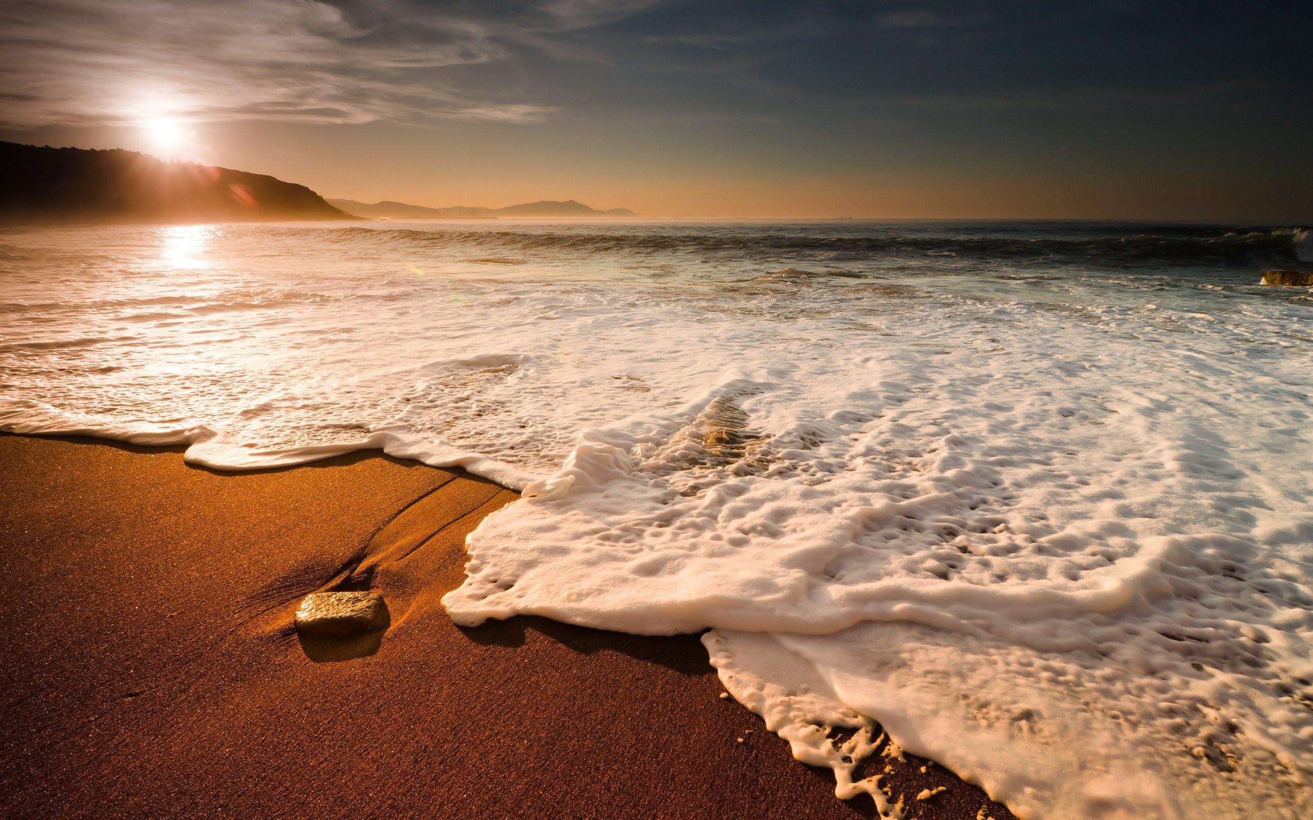 Explore Beach Sunsets, Sunset Beach, and more! HD Ocean Panorama Wallpaper  …