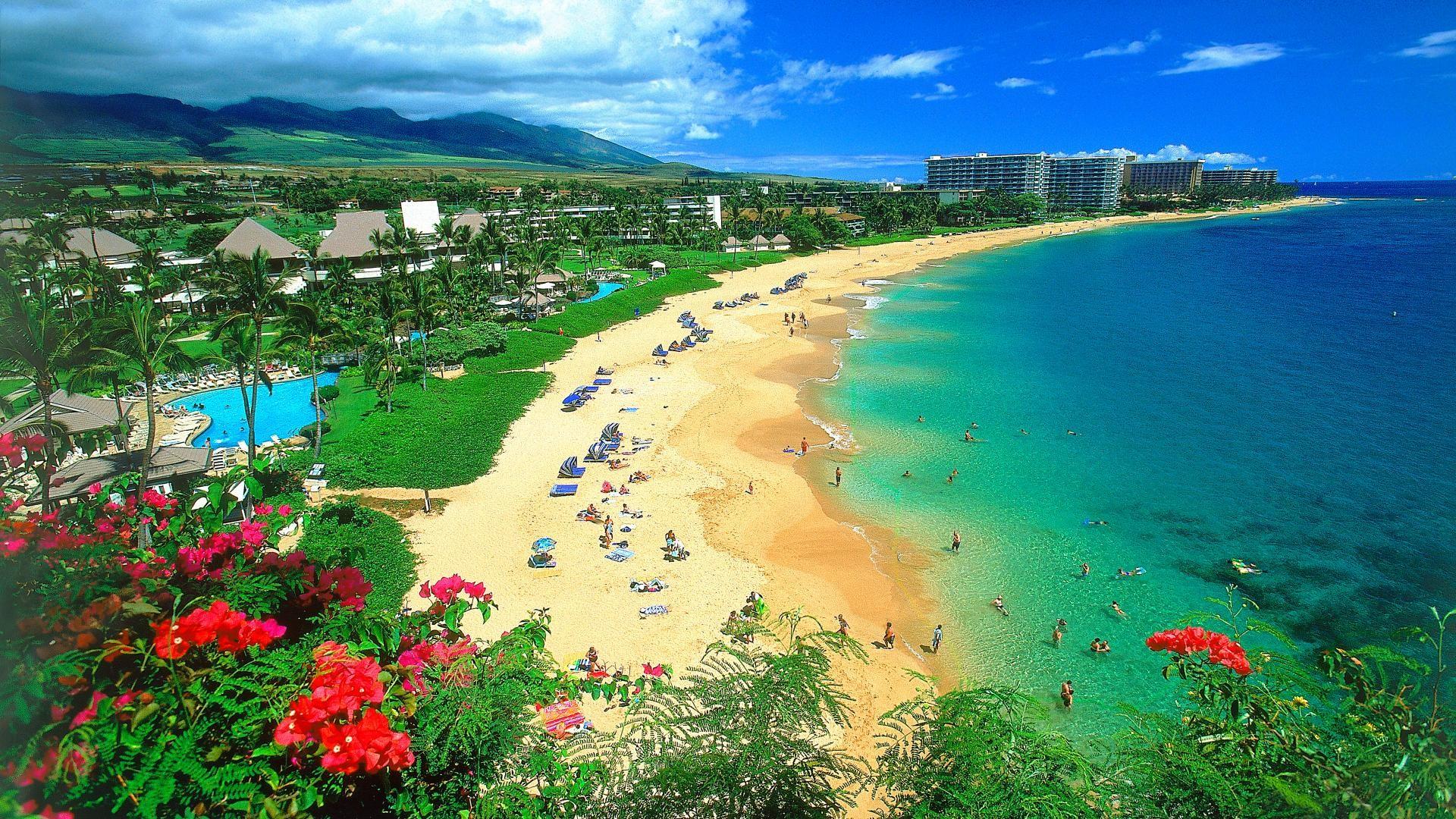 High Resolution Beautiful Hawaii Beach Wallpaper HD 8 – SiWallpaperHD .
